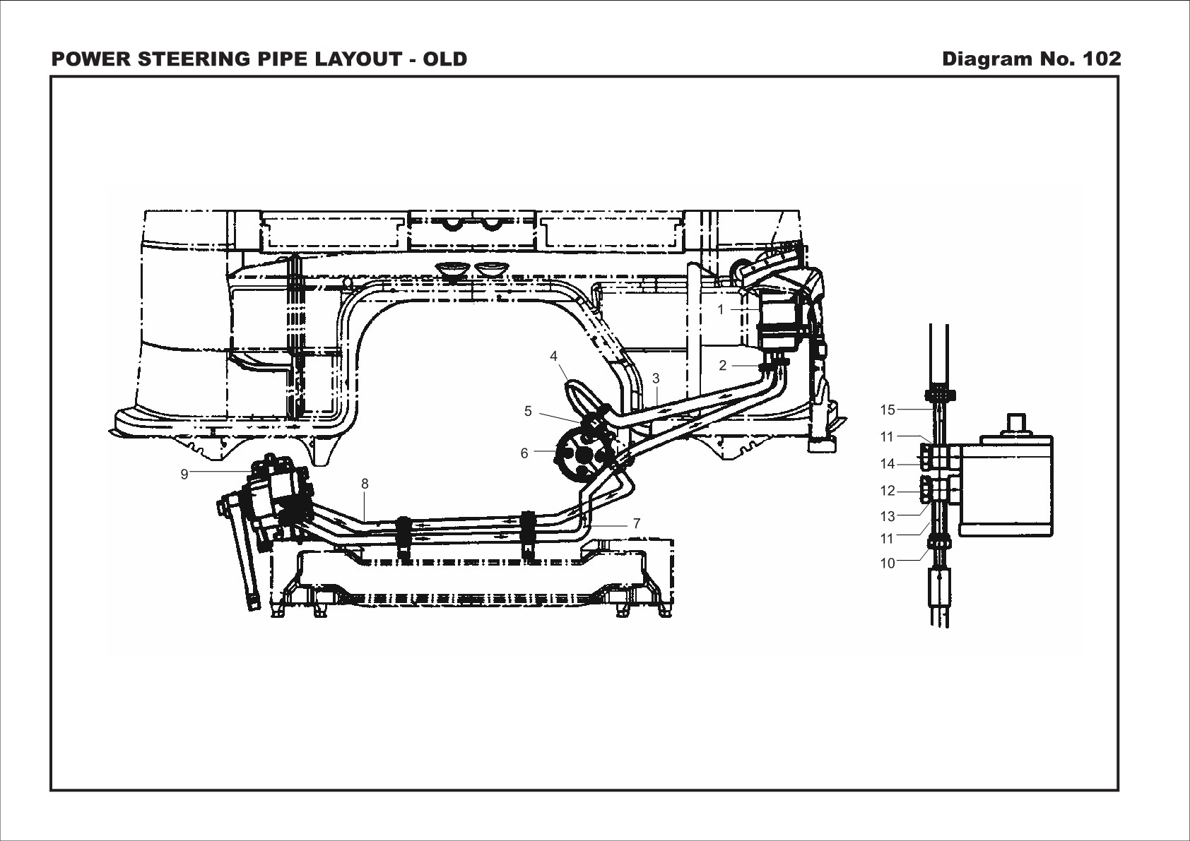 Power Steering assembly Diagram force Vehicle Traveller Traveller Crdi Steering assembly Buy Of Power Steering assembly Diagram