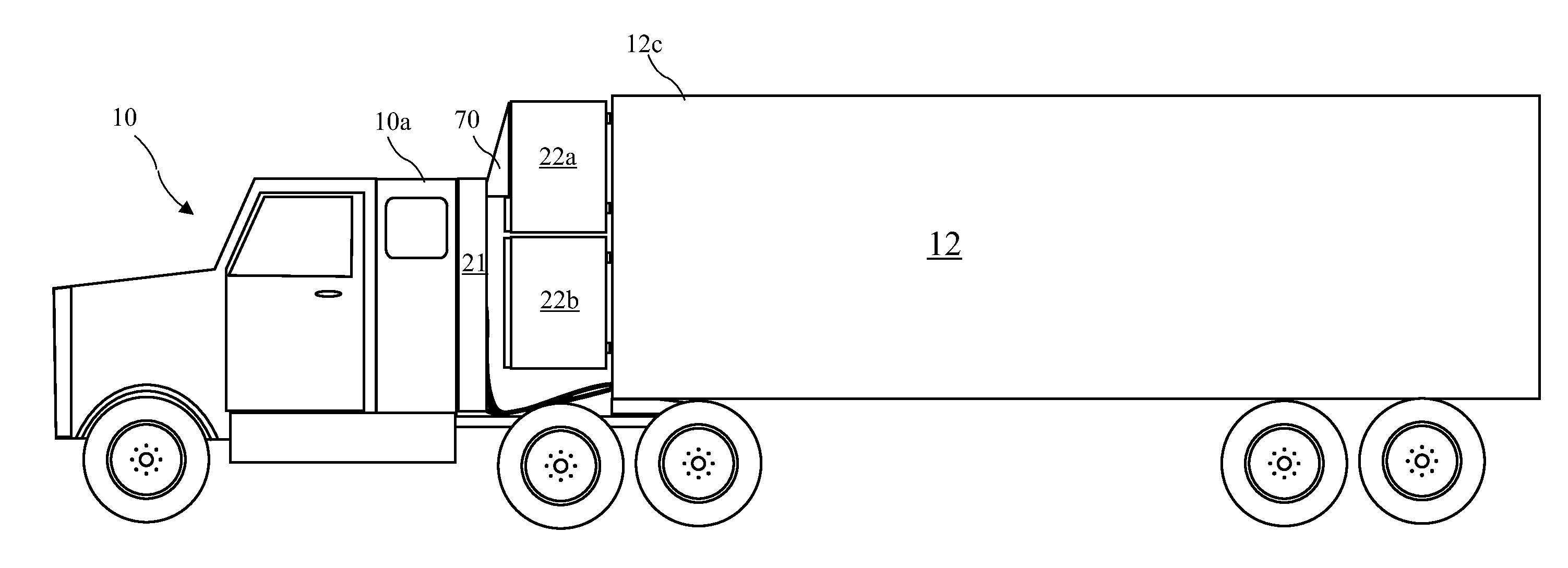 Semi Truck Inspection Diagram Tractor Trailer Drawing at Paintingvalley Of Semi Truck Inspection Diagram