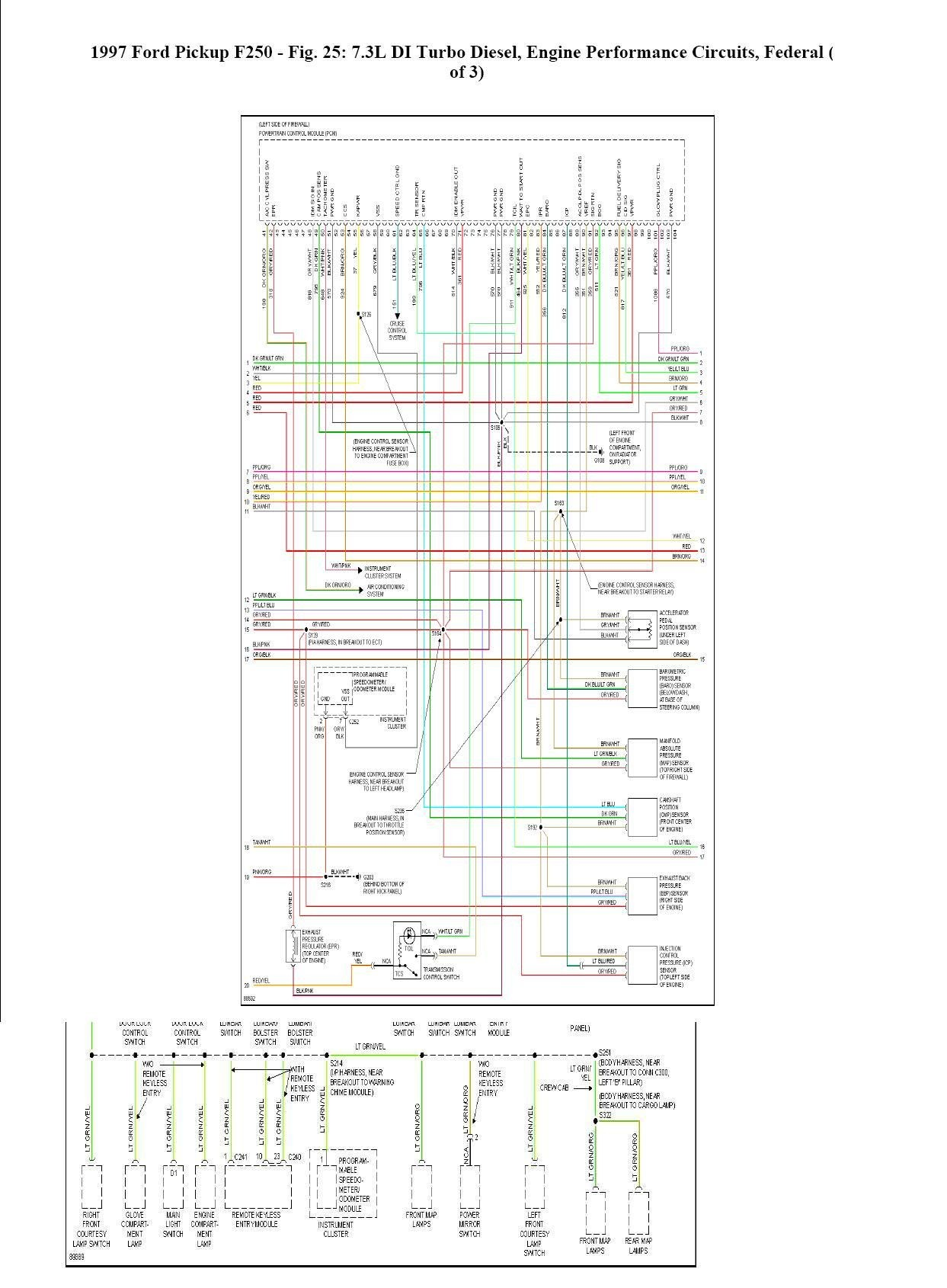 Simple Diesel Engine Diagram 97 ford F 350 7 3 Diesel Engine Diagram Of Simple Diesel Engine Diagram 94 Windstar Wiring Diagram Wiring Diagram Datasource