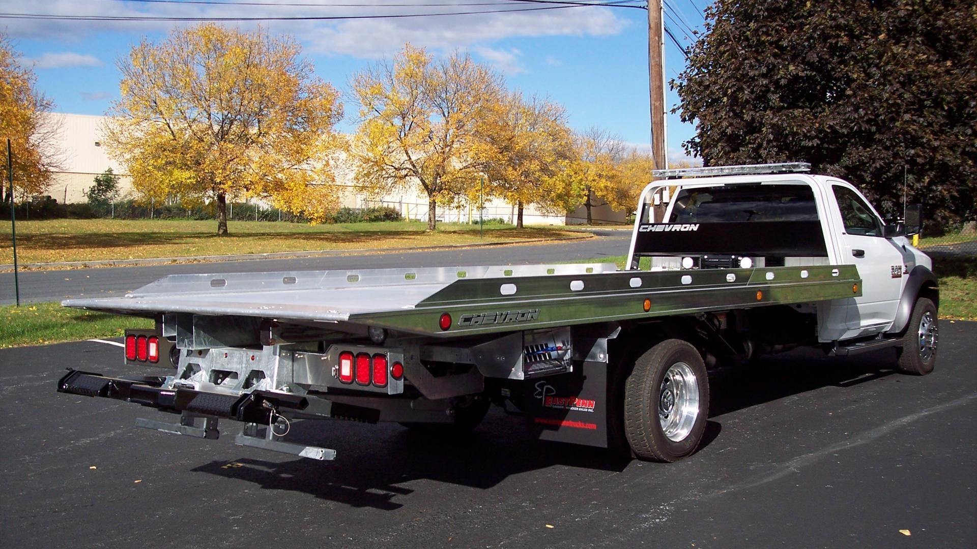 Tow Truck Parts Diagram