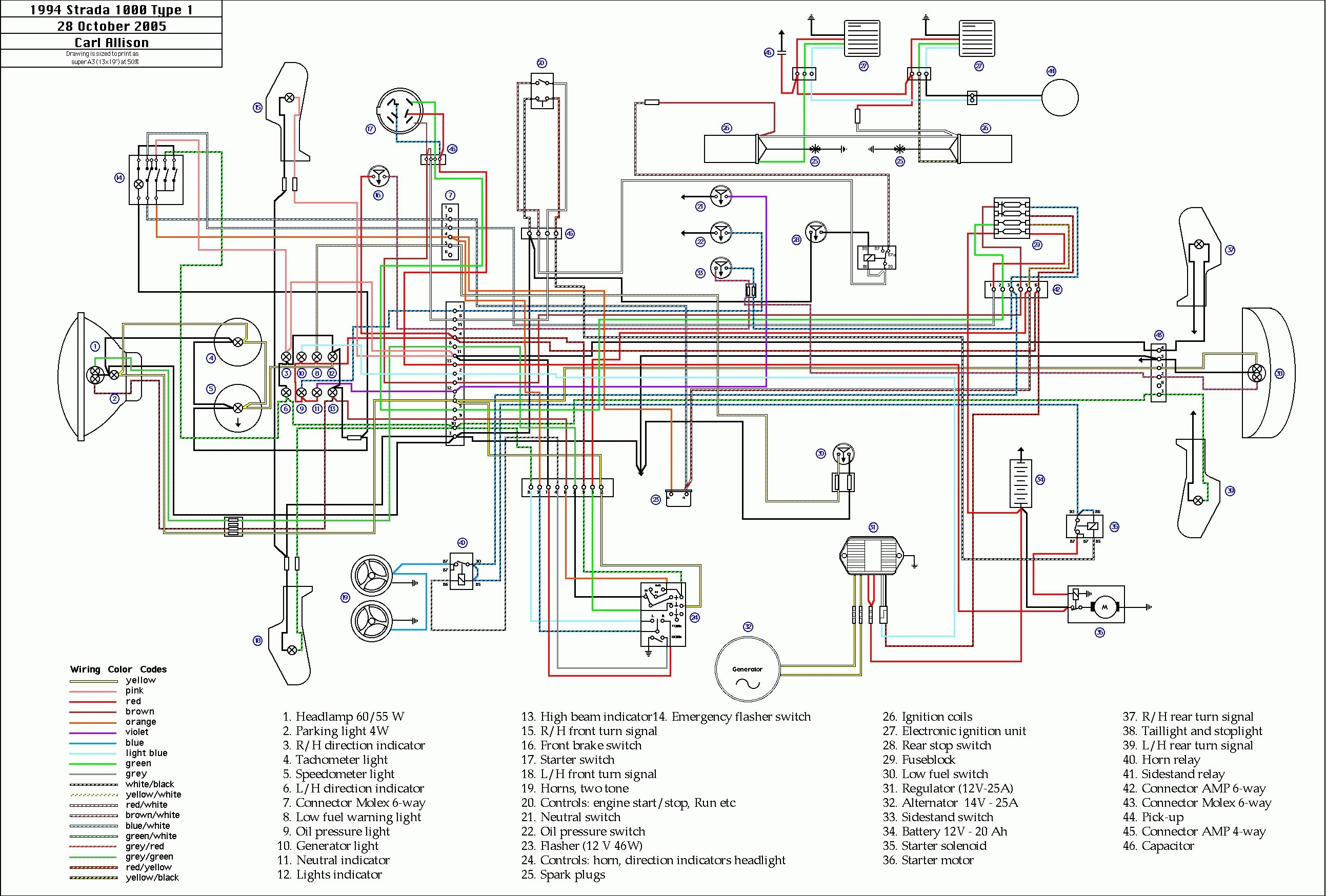 Turn Signal Wiring Diagrams Wiring Diagrams Konsult