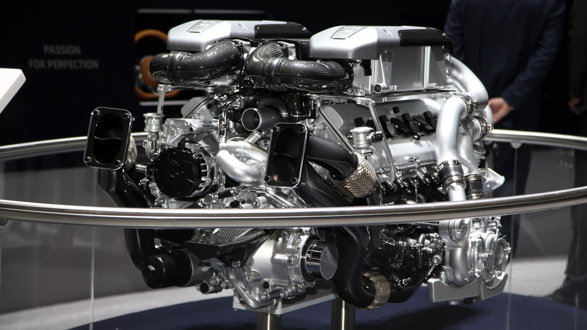 W16 Engine Diagram A Close Look at the Bugatti Chiron S Monster W 16 Engine Of W16 Engine Diagram