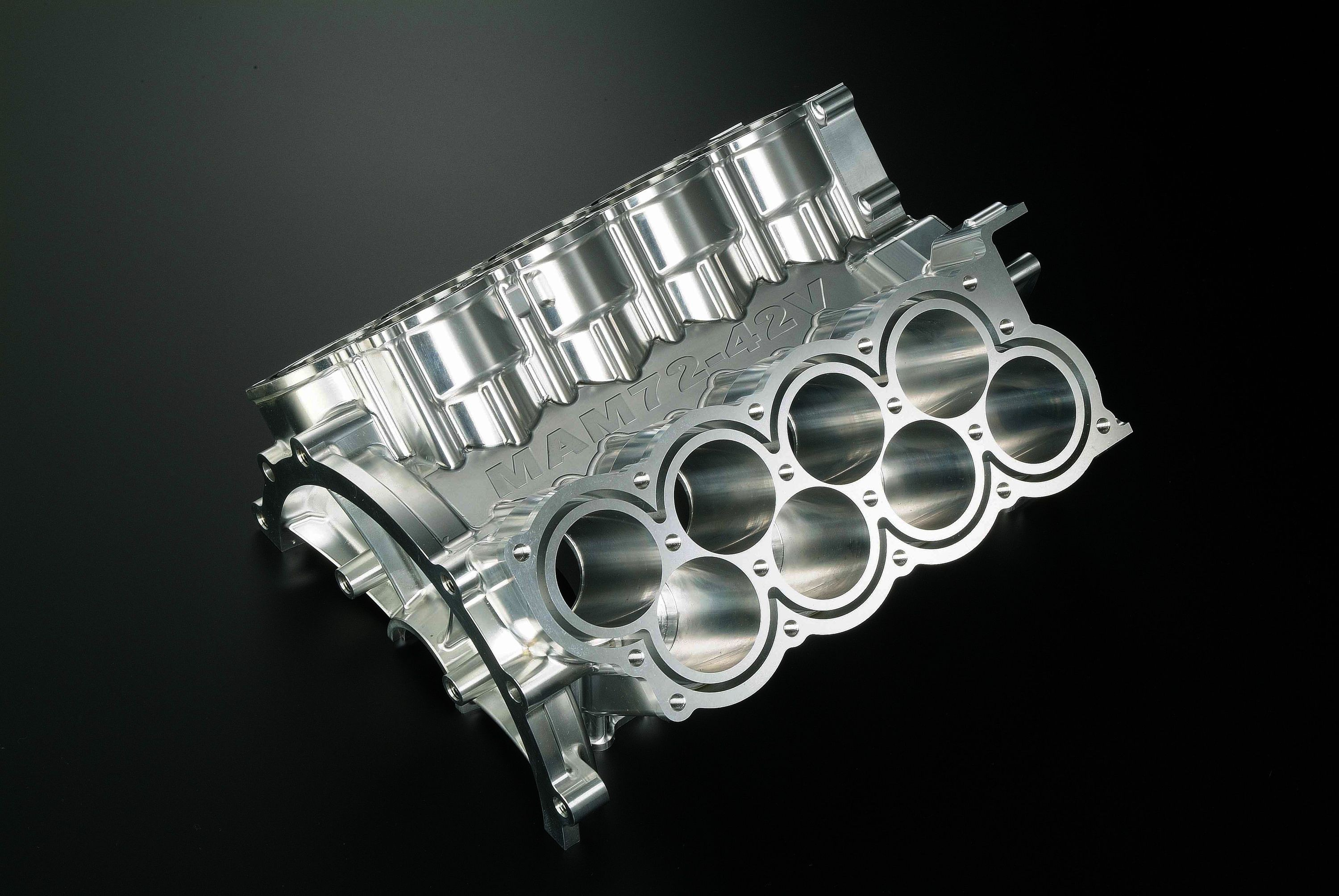 W16 Engine Diagram This W16 Engine Block Was Machined From solid Billet On A 5 Axis 24 Of W16 Engine Diagram