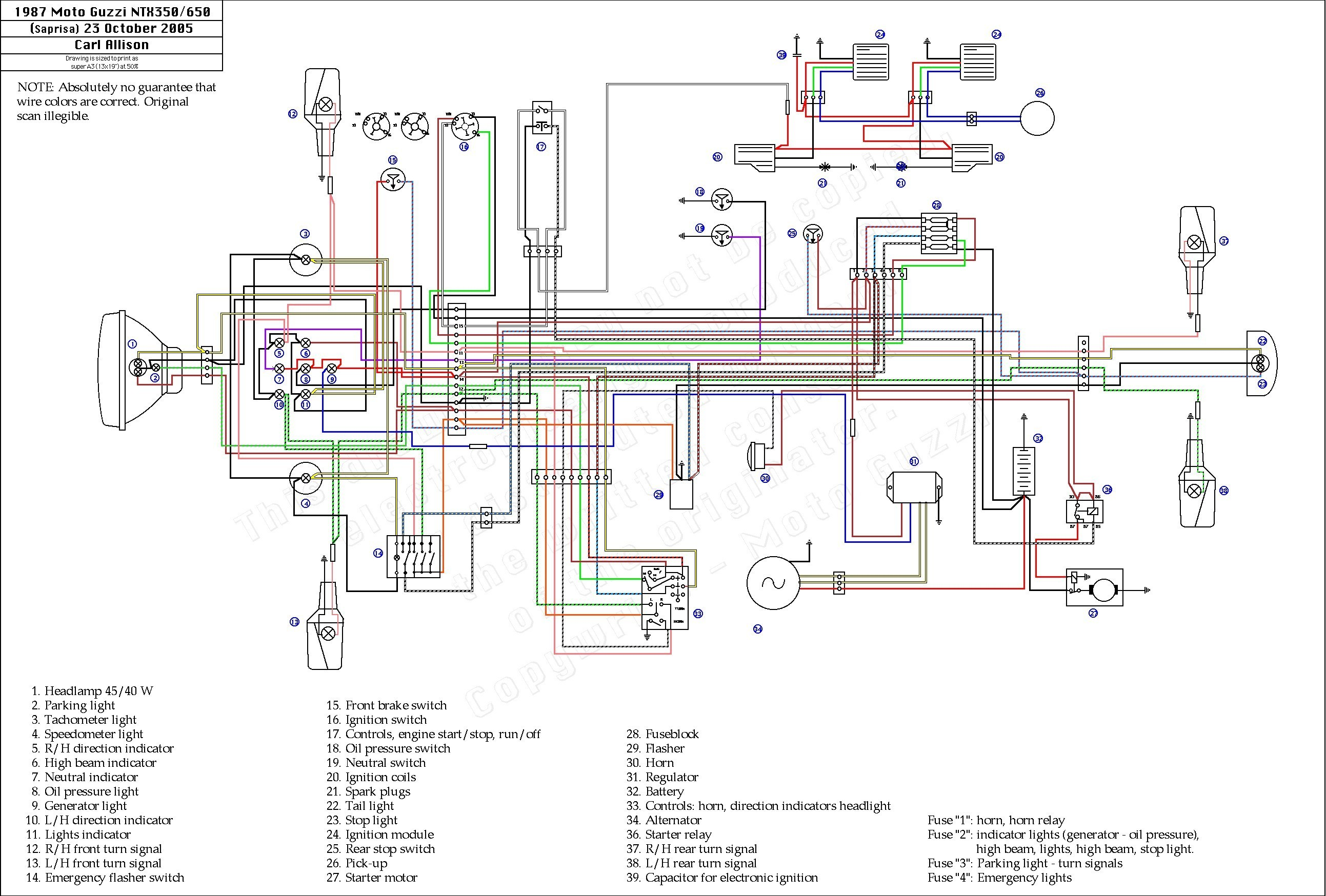 3 Wire Oil Pressure Switch Wiring Diagram