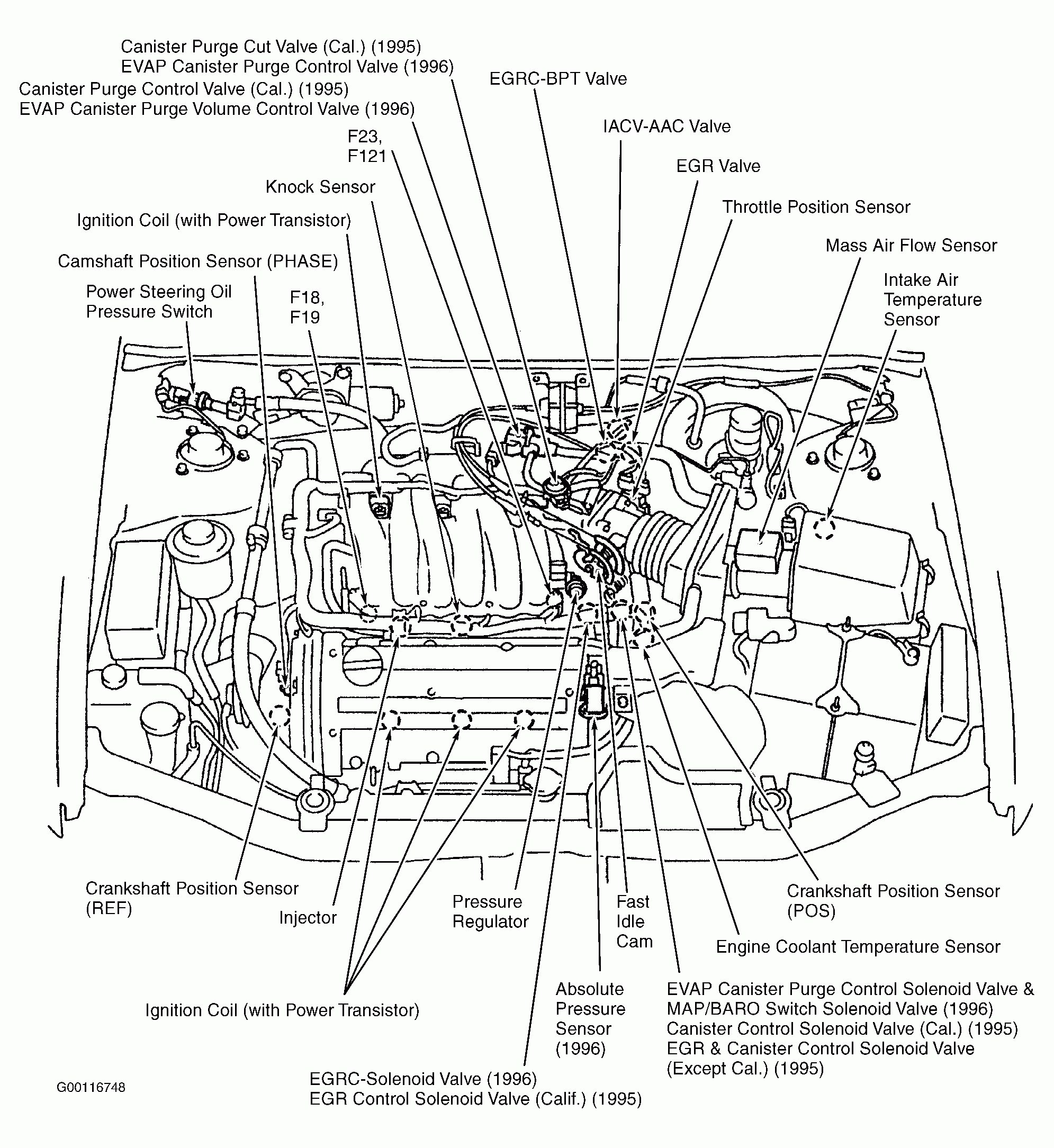 2000 Nissan Maxima Se Engine Diagram 1995 Nissan Maxima Engine Diagram Wiring Diagram Options