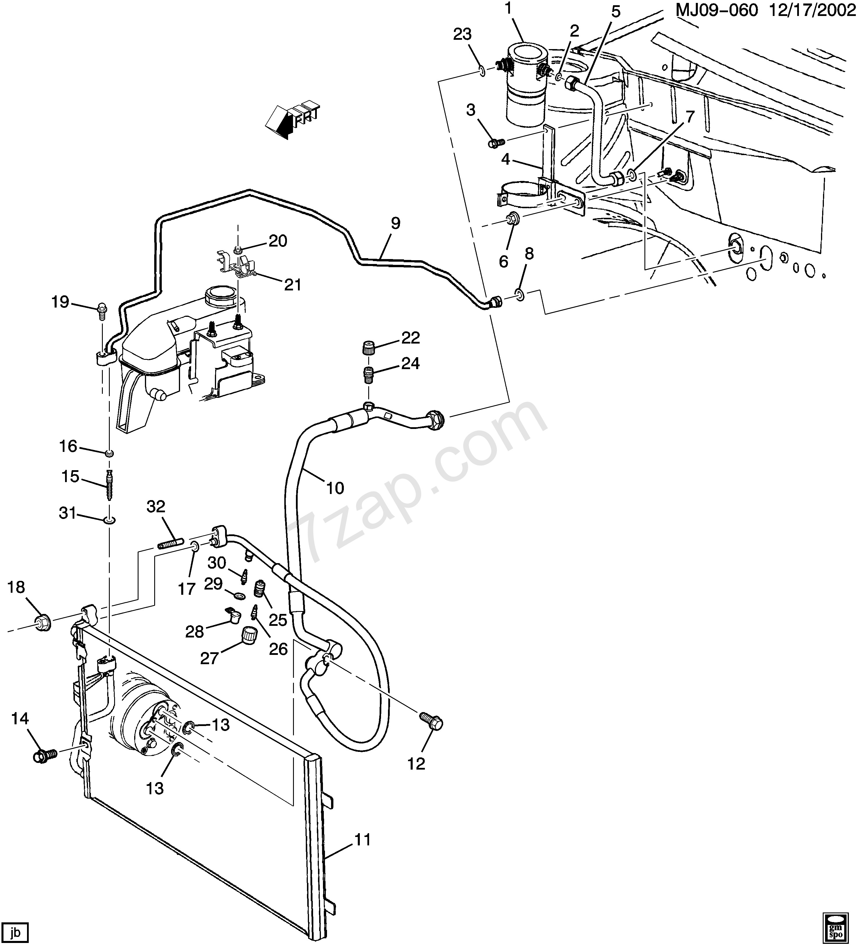2002 Chevy Cavalier Engine Diagram 1996 1997 J A C Refrigeration System Ln2 2 2 4 C60 Of 2002 Chevy Cavalier Engine Diagram