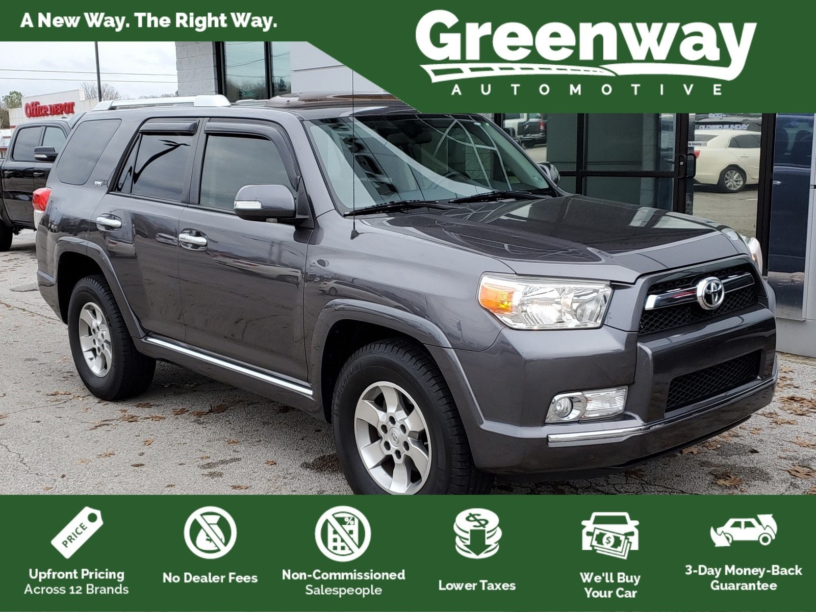 2006 toyota 4runner Parts Diagram Pre Owned 2013 toyota 4runner Sr5 with Navigation Of 2006 toyota 4runner Parts Diagram