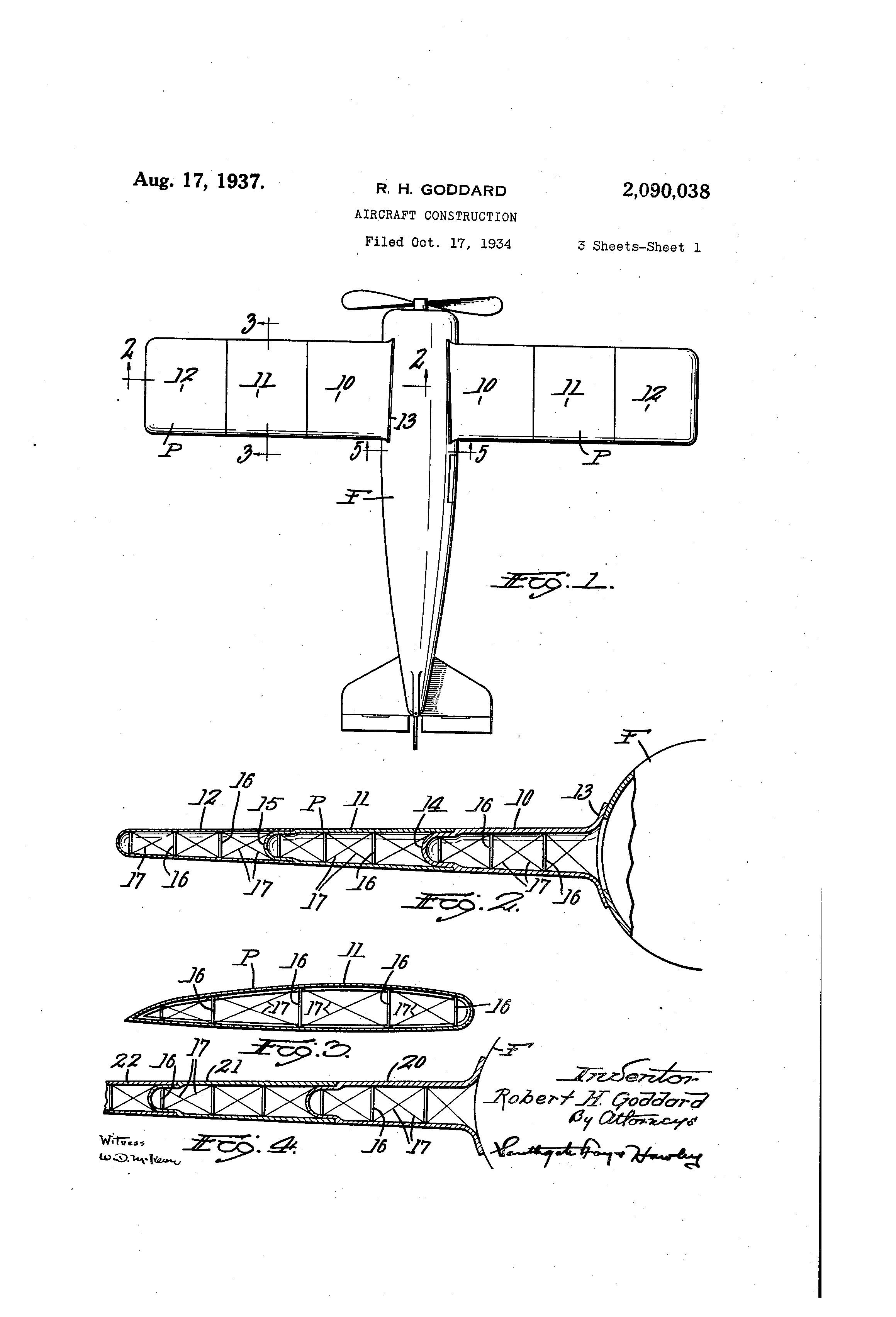 Airplane Engine Diagram Us A Aircraft Construction Google Patents Of Airplane Engine Diagram