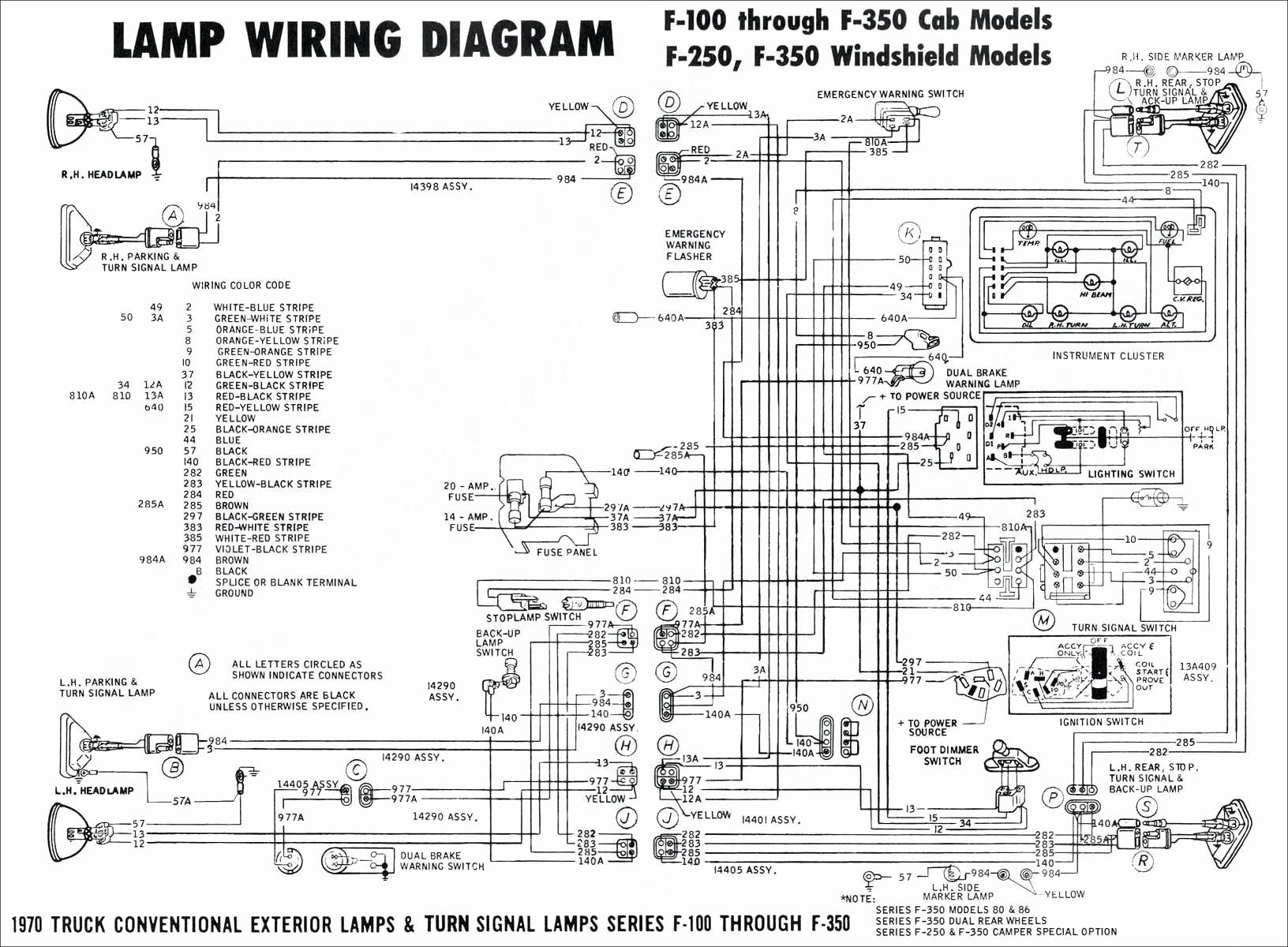 Brake and Turn Signal Wiring Diagram 6b2 Basic Turn Signal Wiring Diagram Motorcycle