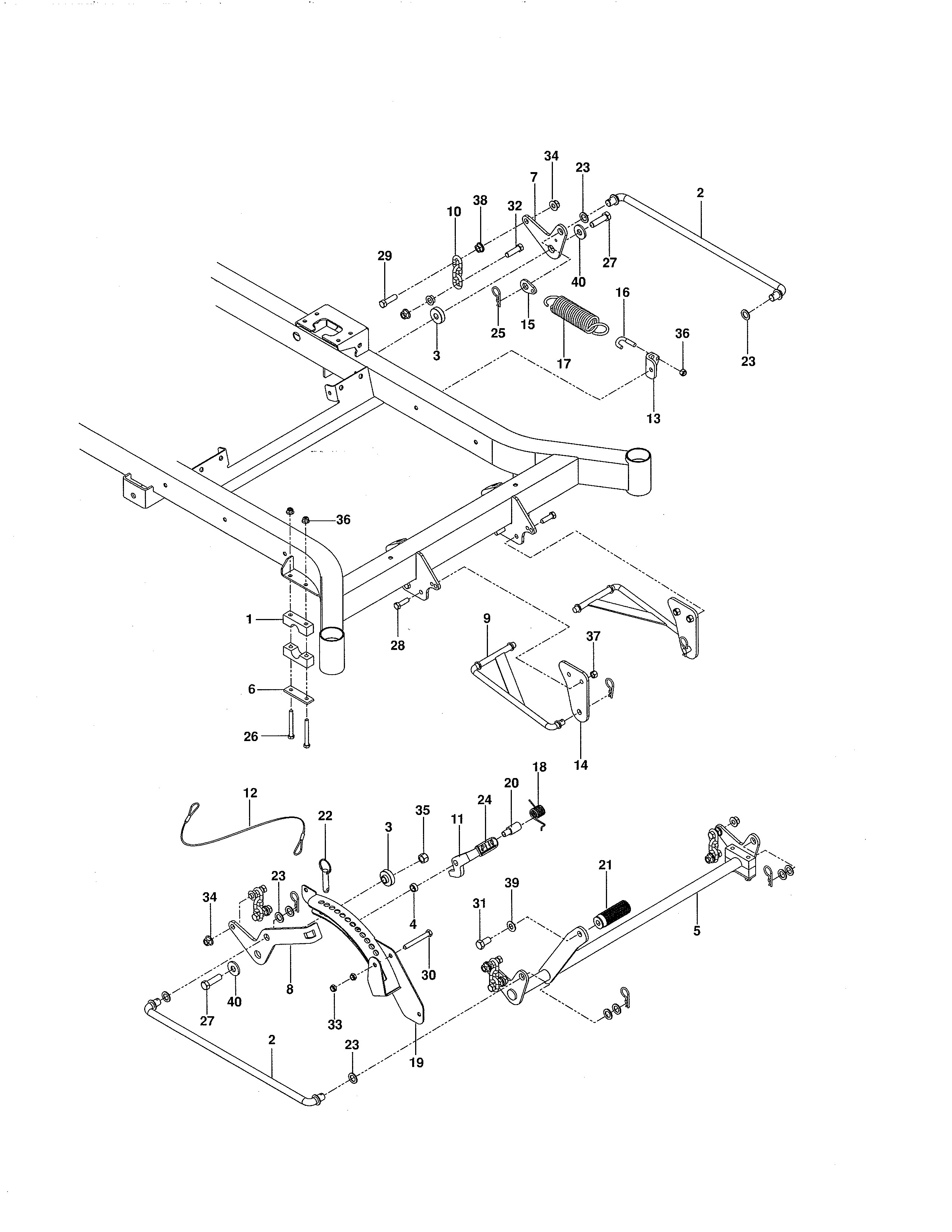 Craftsman Tractor Parts Diagram Looking for Craftsman Model Rear Engine Riding Of Craftsman Tractor Parts Diagram