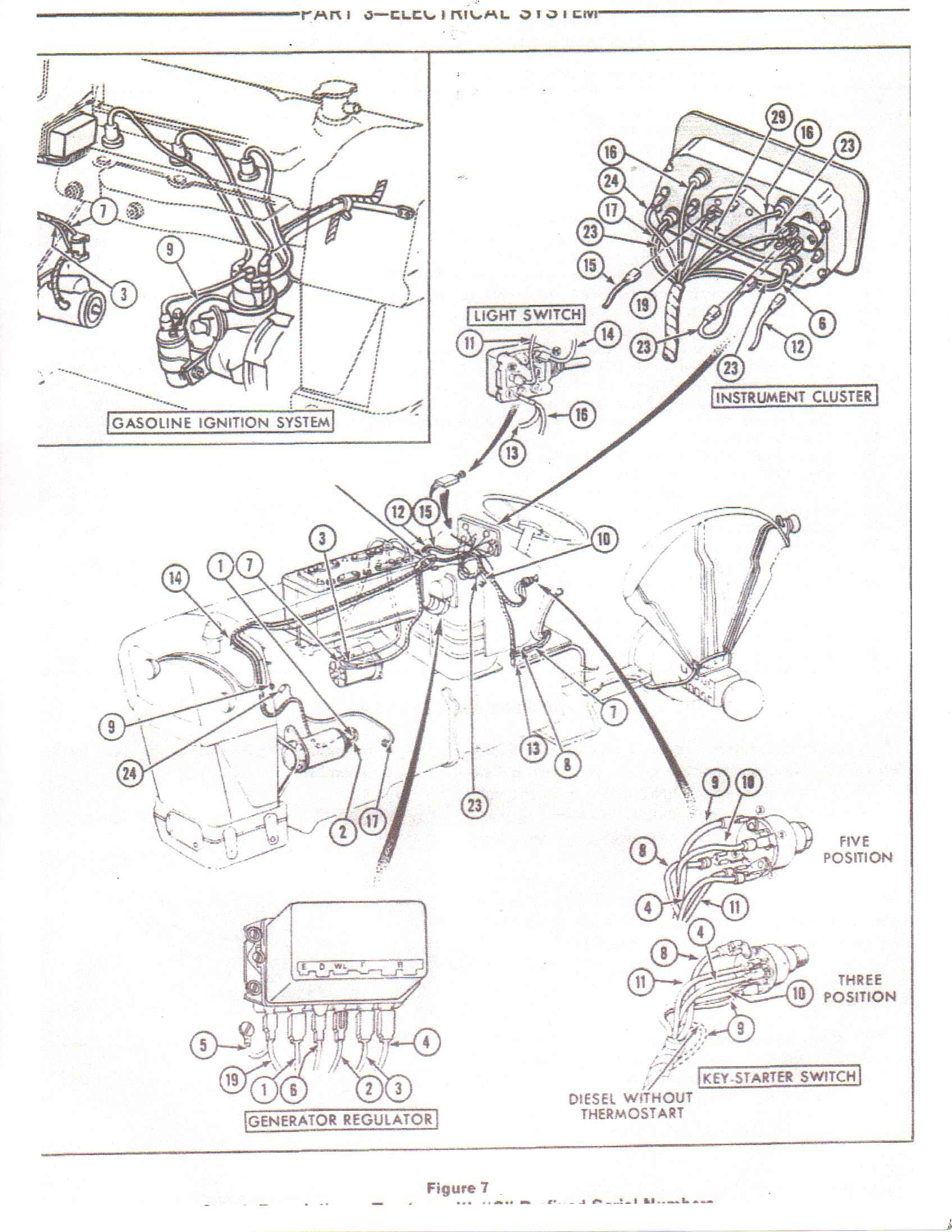 Ford 3000 Parts Diagram ford 5000 Sel Wiring Harness Daily Update Wiring Diagram Of Ford 3000 Parts Diagram