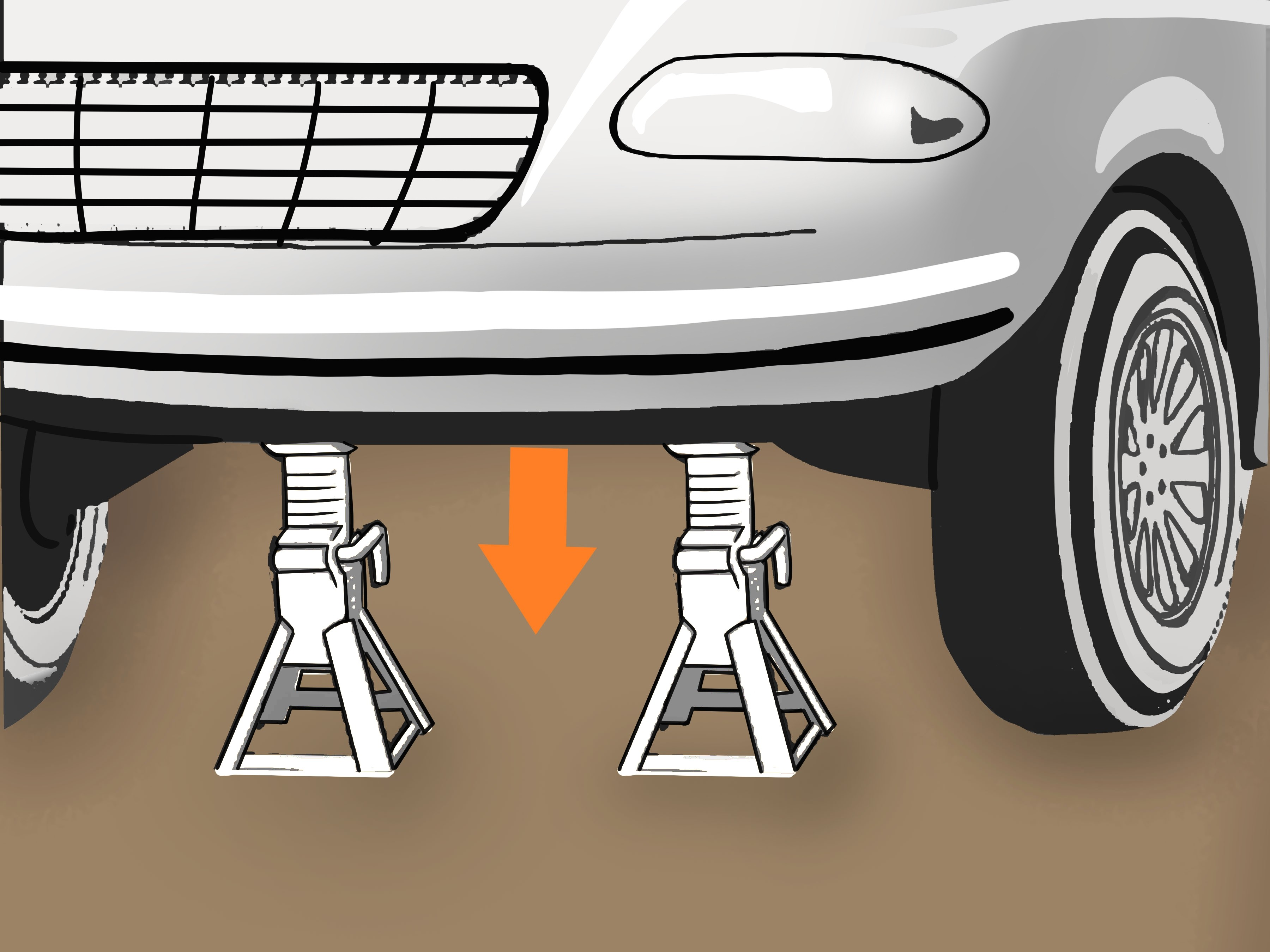 Inside Of A Car Diagram How to Change A Fuel Filter with Wikihow Of Inside Of A Car Diagram
