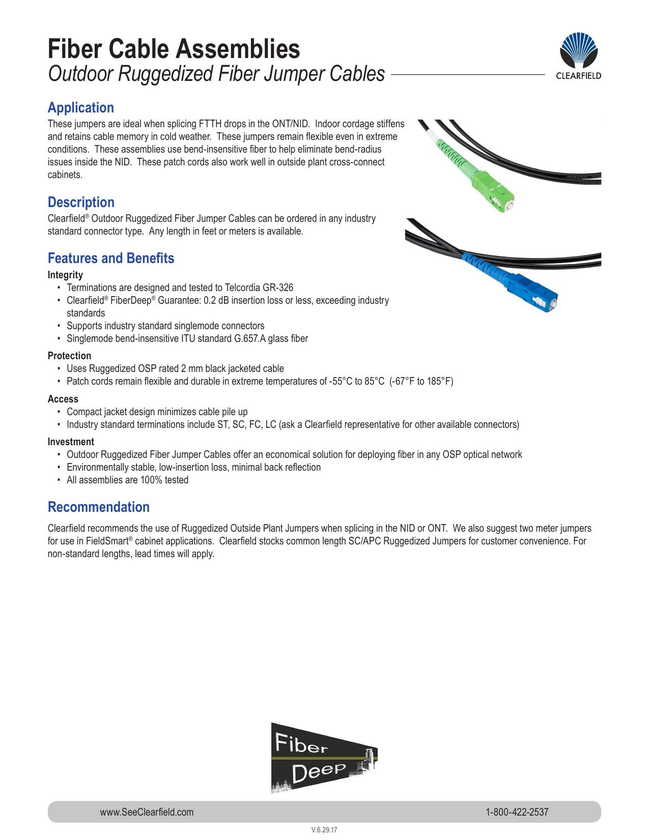 Jumper Cable Connection Diagram Fiber Cable assemblies Of Jumper Cable Connection Diagram
