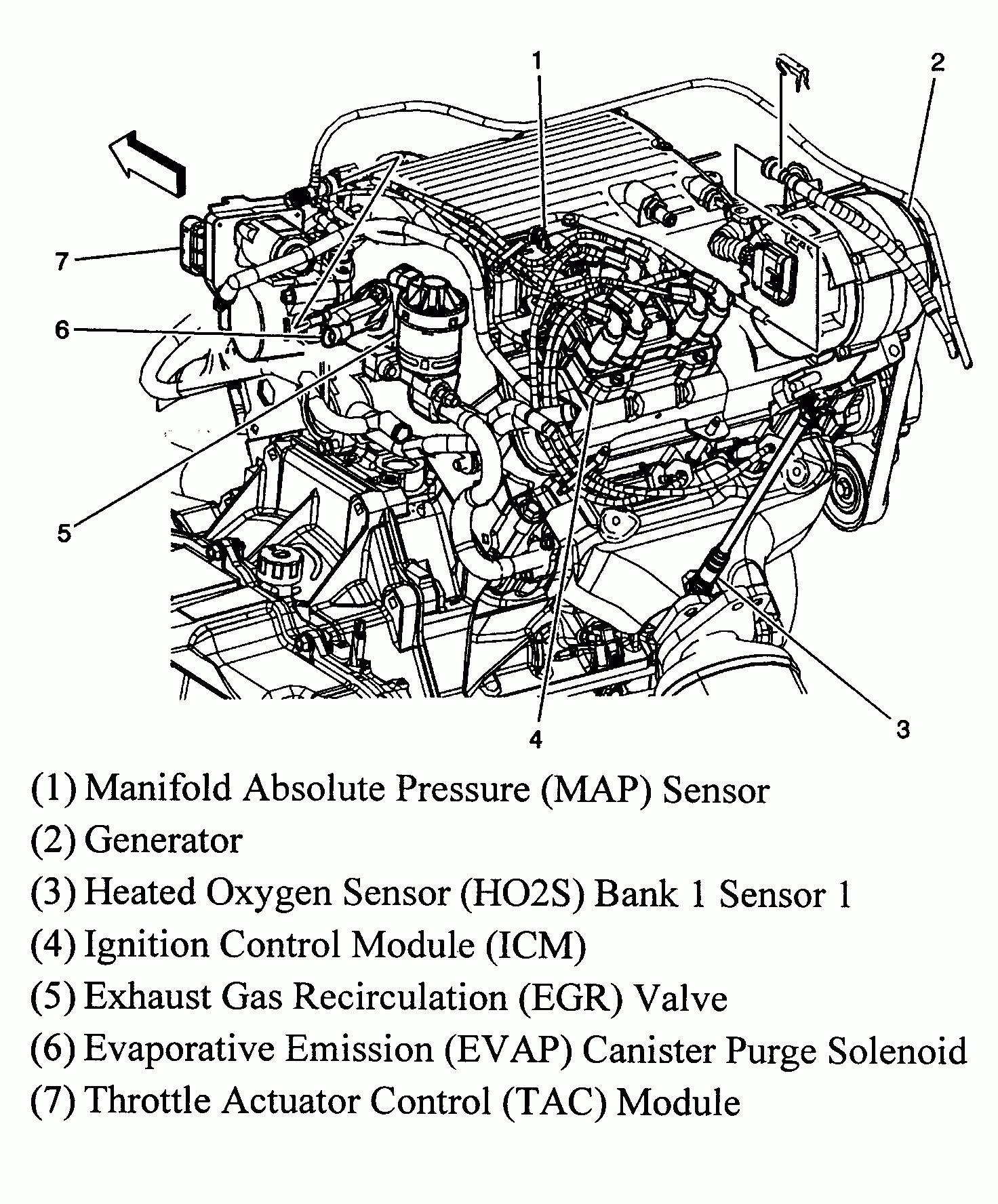 Pontiac 2 4 Engine Diagram Intake Manifold Wiring Diagram Dash