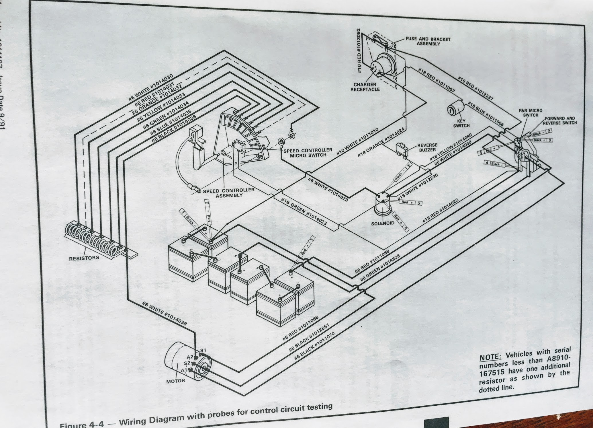 1986 Club Car Wiring Diagram 33 Club Car Precedent Wiring Diagram Wiring Diagram List Of 1986 Club Car Wiring Diagram