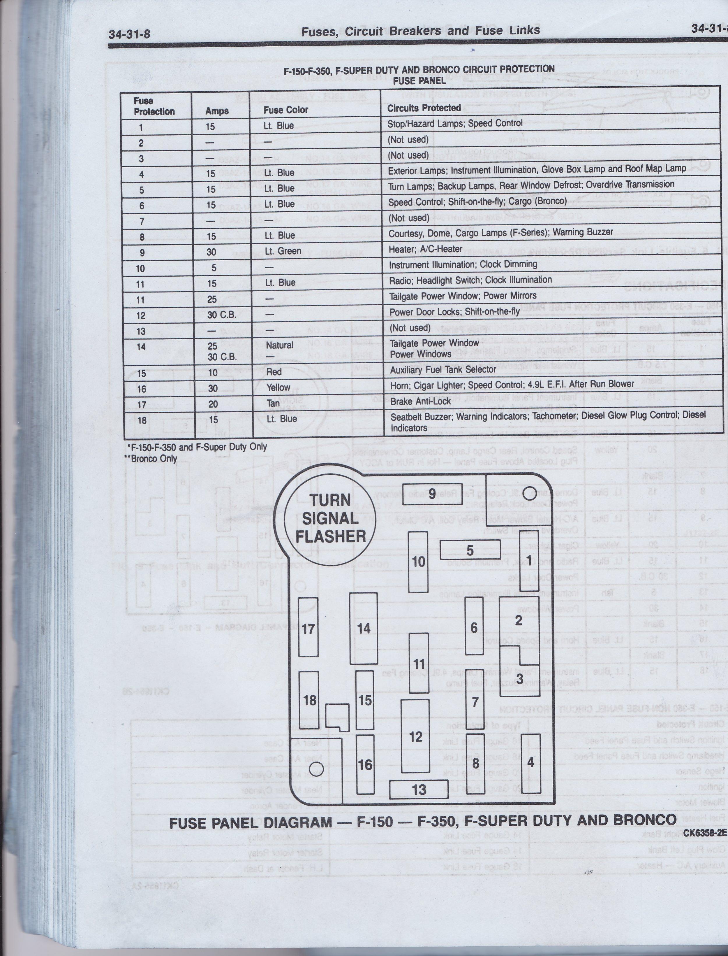 1989 ford 7.3 Idi Diesel Glow Plug Controller Diagram 89 F350 Coolant Temperature Sensor Page 2 Of 1989 ford 7.3 Idi Diesel Glow Plug Controller Diagram
