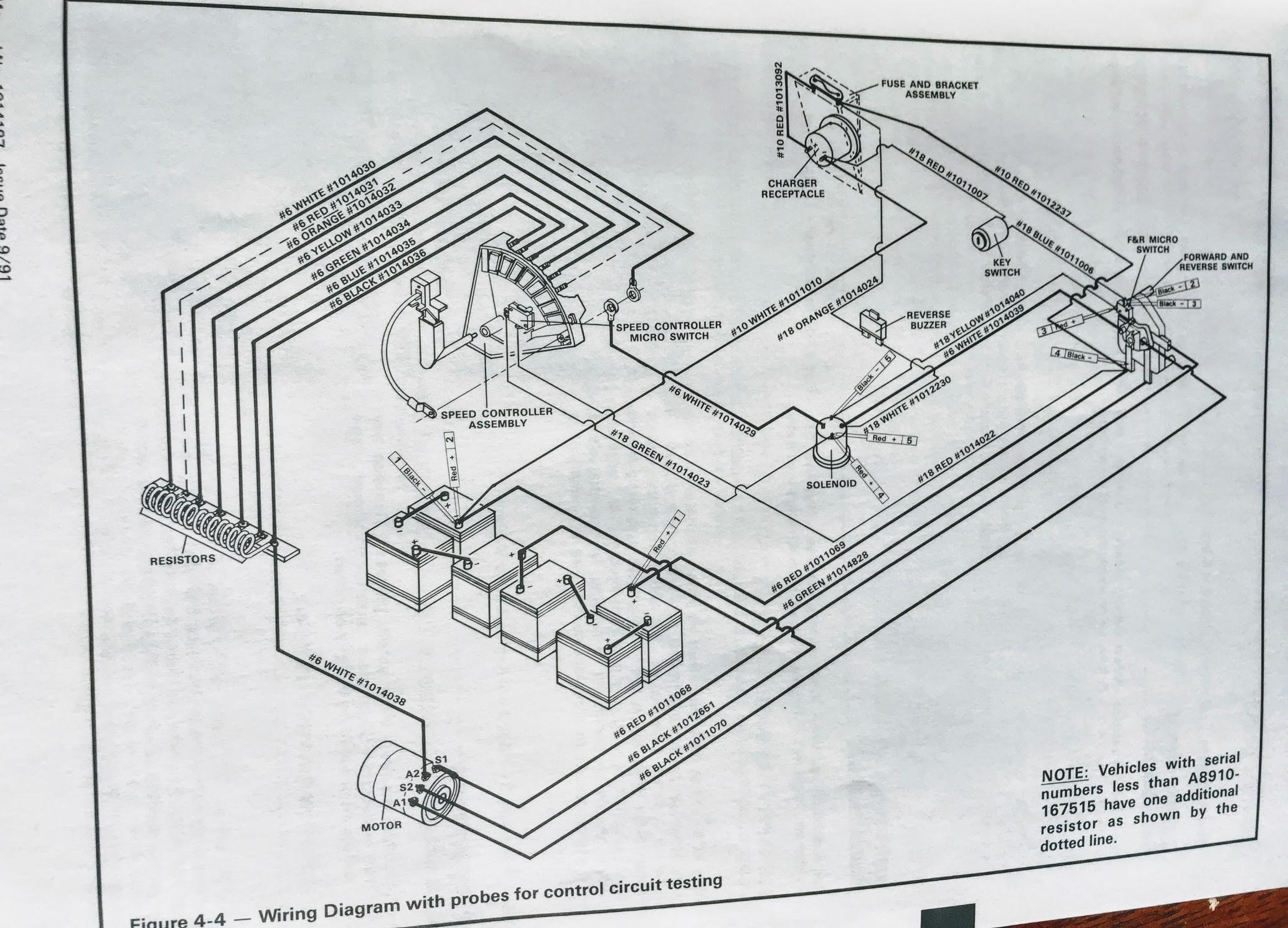 1992 Club Car Diagram 33 Club Car Precedent Wiring Diagram Wiring Diagram List Of 1992 Club Car Diagram