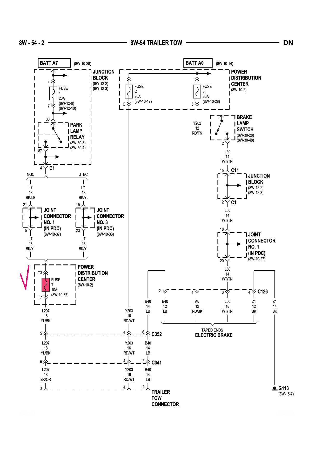 2005 Dodge Durango Wire and Fuse Diagram 692 2000 Dodge Durango Trailer Wiring Of 2005 Dodge Durango Wire and Fuse Diagram