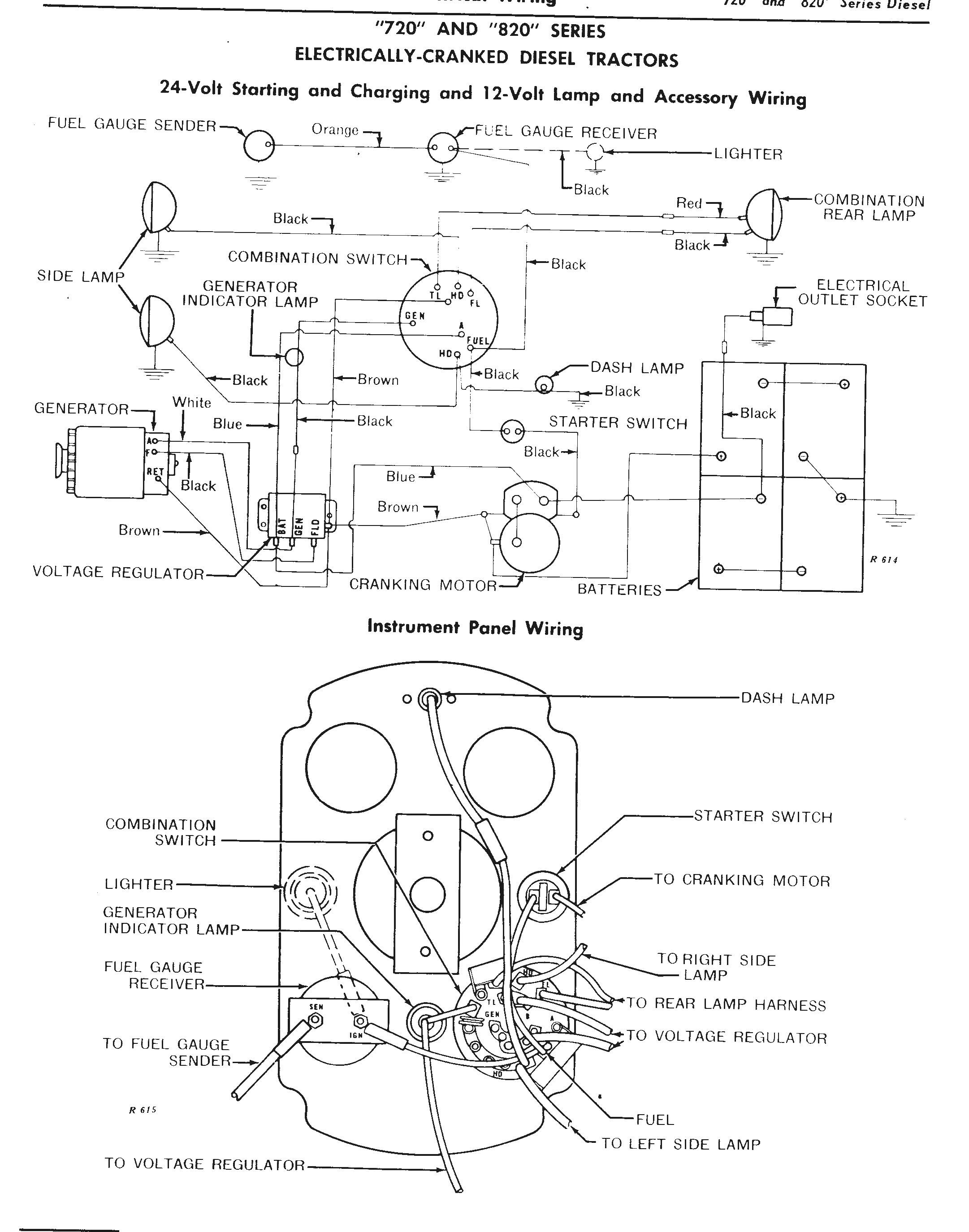 4020 12 Volt Wiring Diagram 3000 Tractor Wiring Of 4020 12 Volt Wiring Diagram