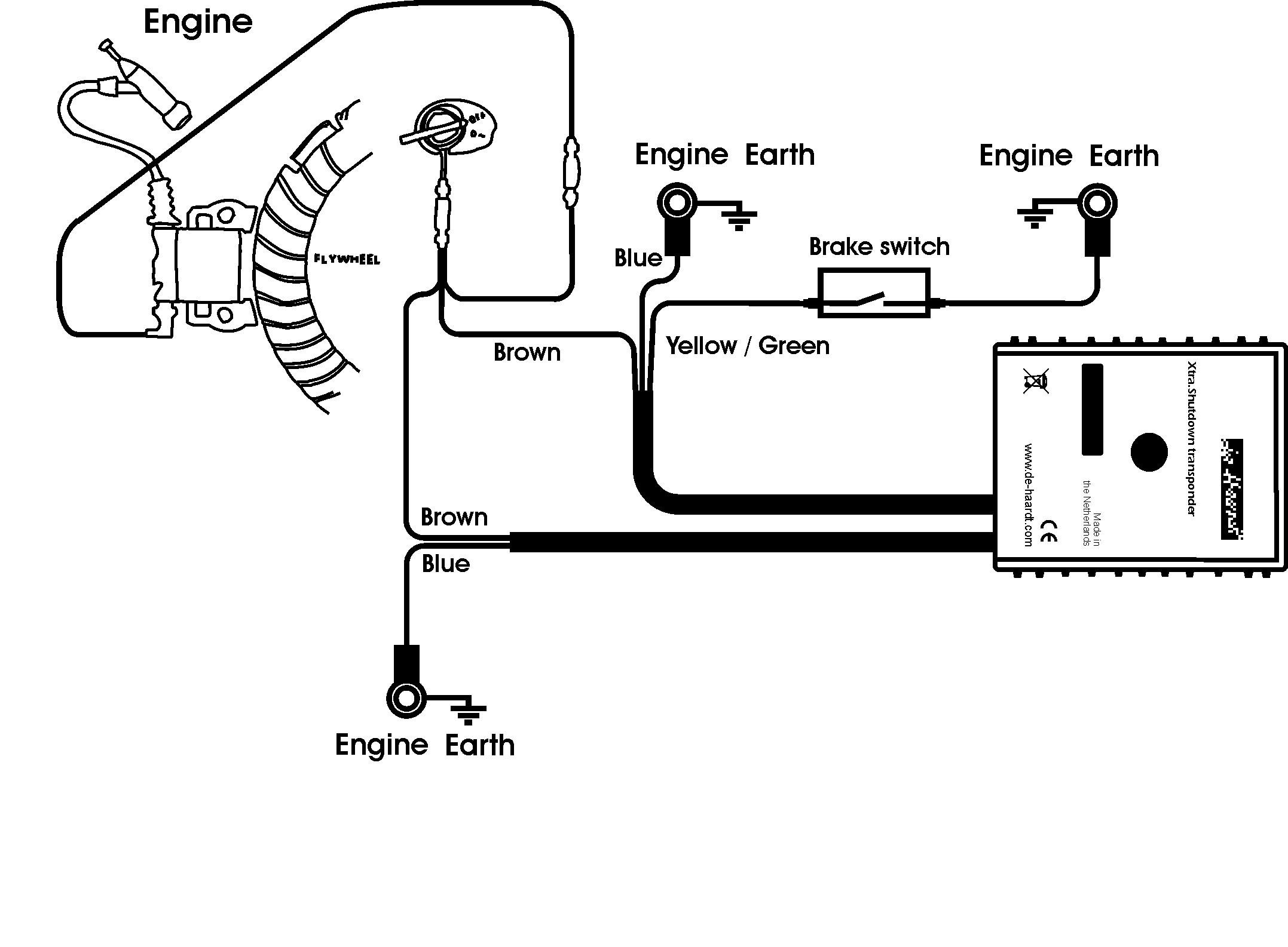 4afe Engine Wiring Diagram Schematic