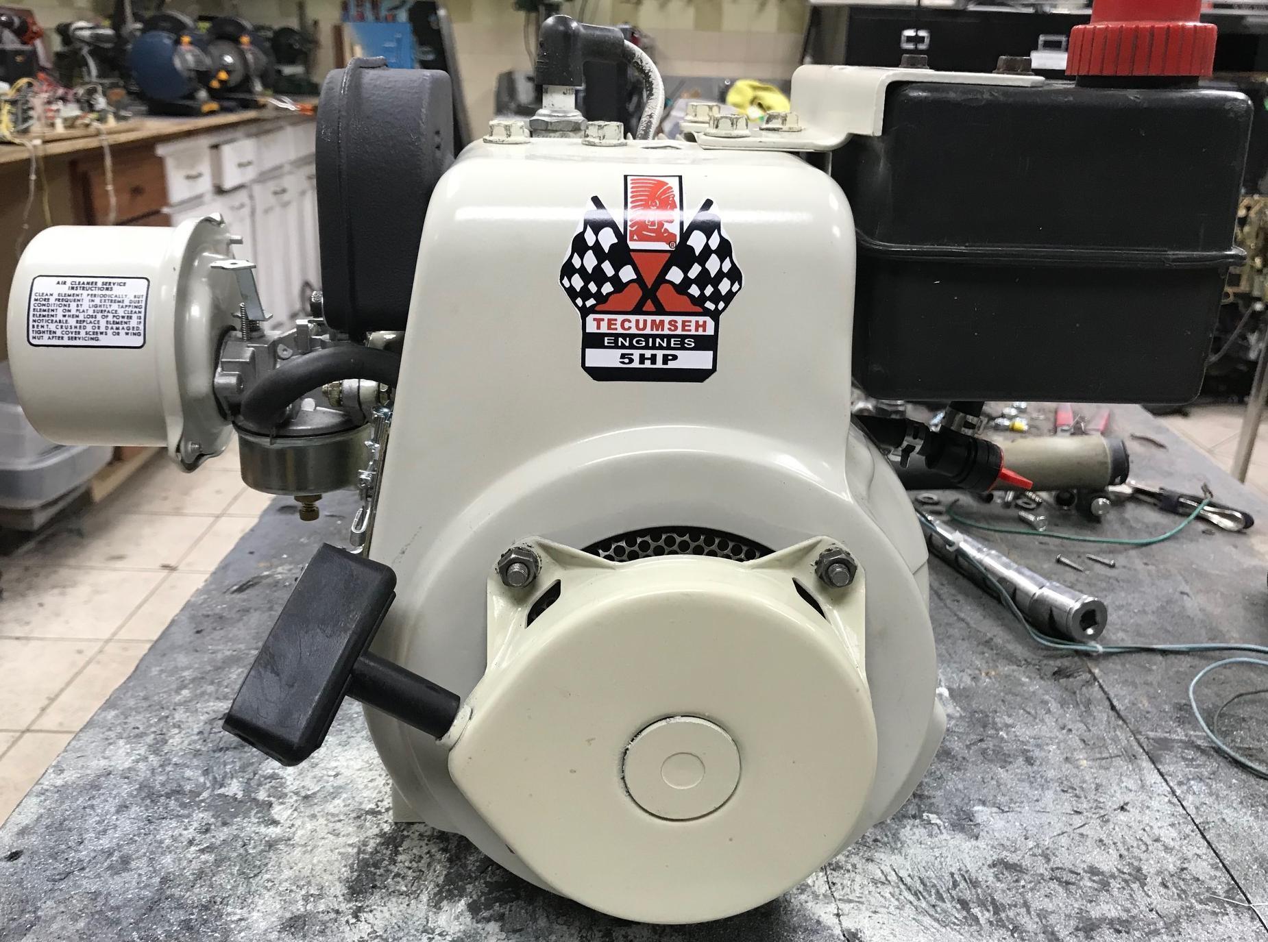 420 Predator Engine Wiring Schematic Tecumseh Engine Rebuild for Mini Bikes Conversion From Snow Of 420 Predator Engine Wiring Schematic