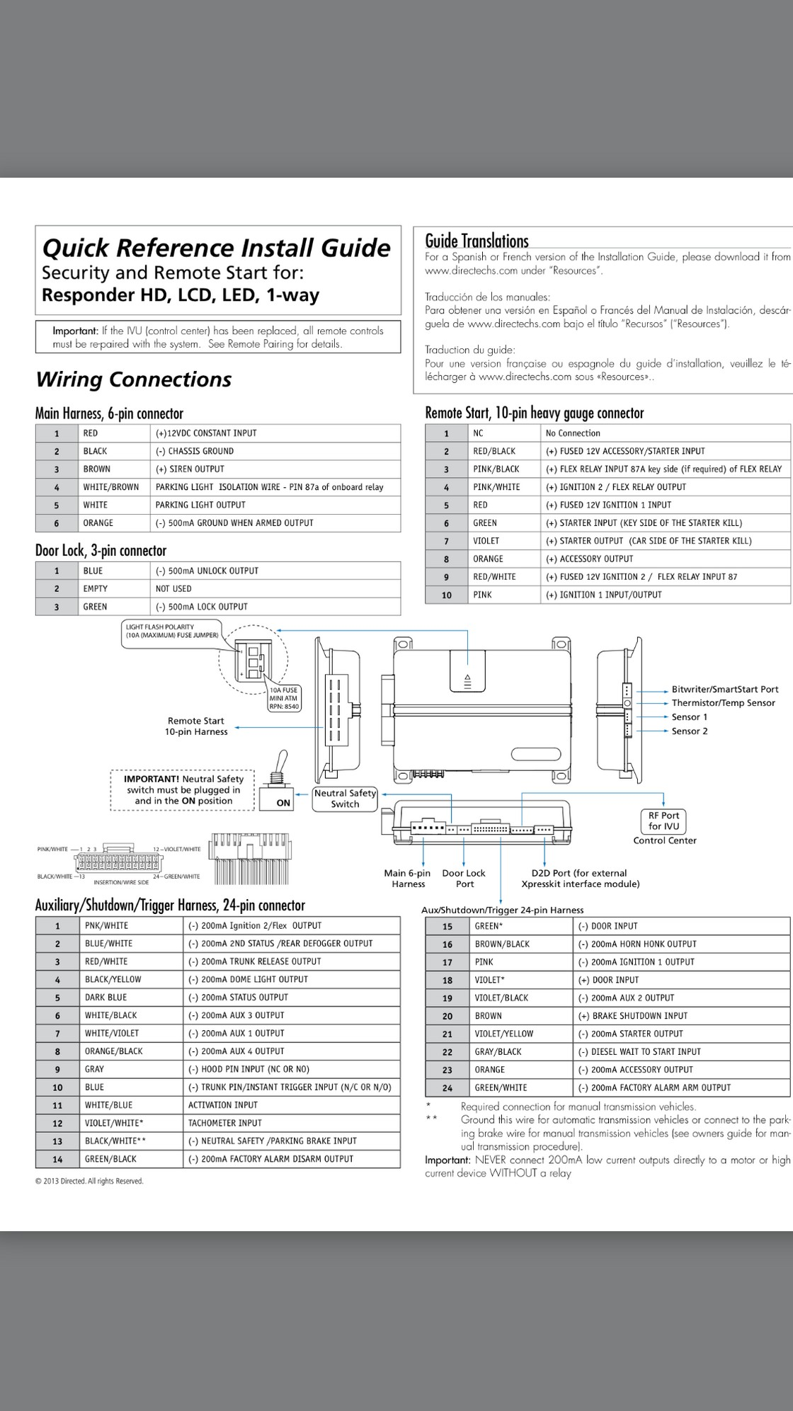 5706 Viper Alarm Wiring Diagram Viper 5706v Install Help Honda Tech Honda forum Discussion Of 5706 Viper Alarm Wiring Diagram