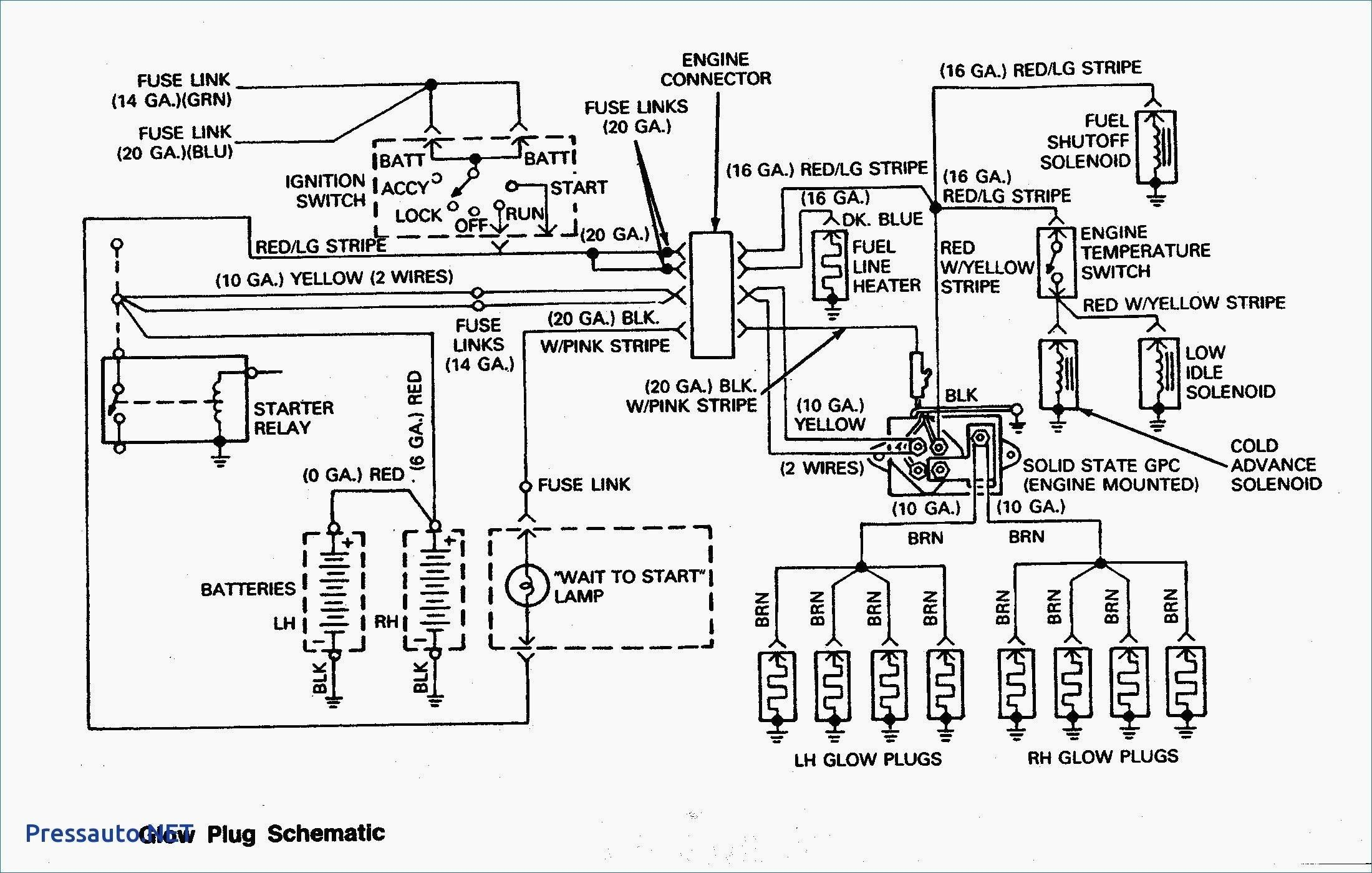 91 7.3 Idi Glow Plug Relay Wiring Diagram 7 3 Idi Glow Plug Relay Wiring Diagram Archives Of 91 7.3 Idi Glow Plug Relay Wiring Diagram