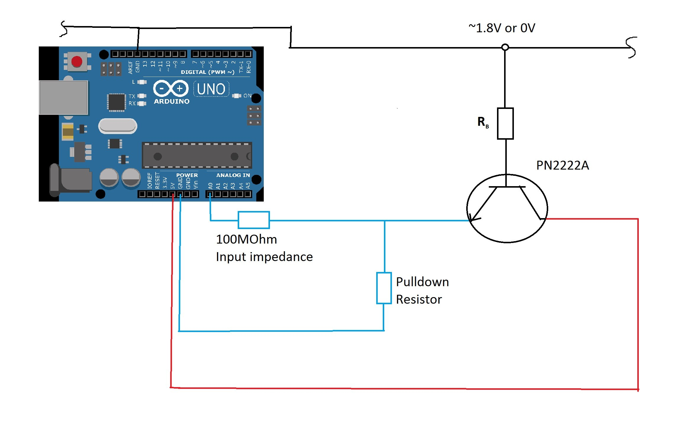 Arduino Wiring Schematic Maker Boosting Signal with Transistor Of Arduino Wiring Schematic Maker