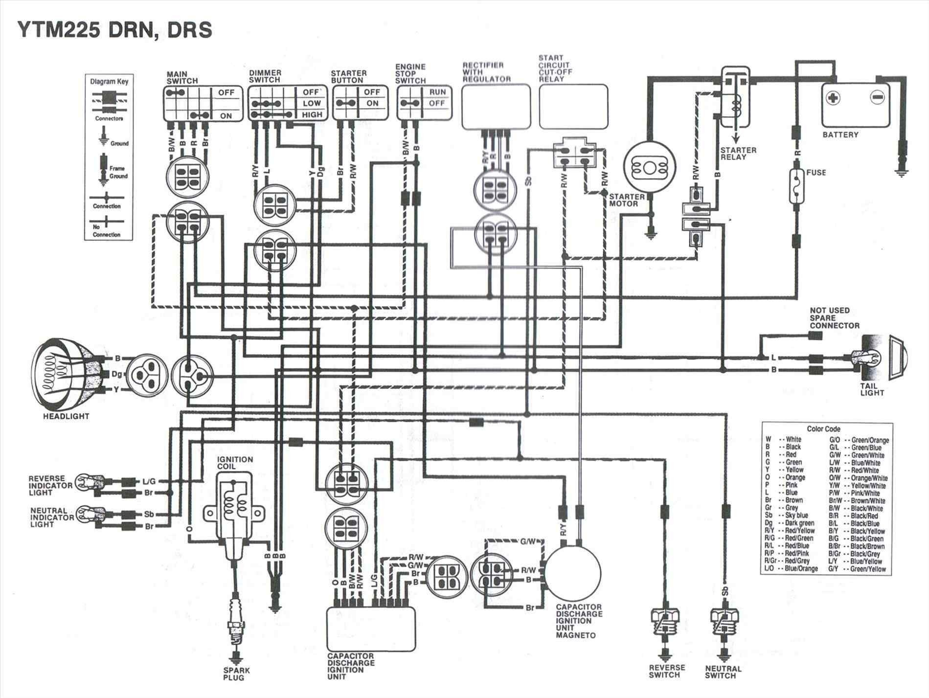 Big Dog Motorcycle Wiring Diagram 5225a1 Big Dog Wire Diagram