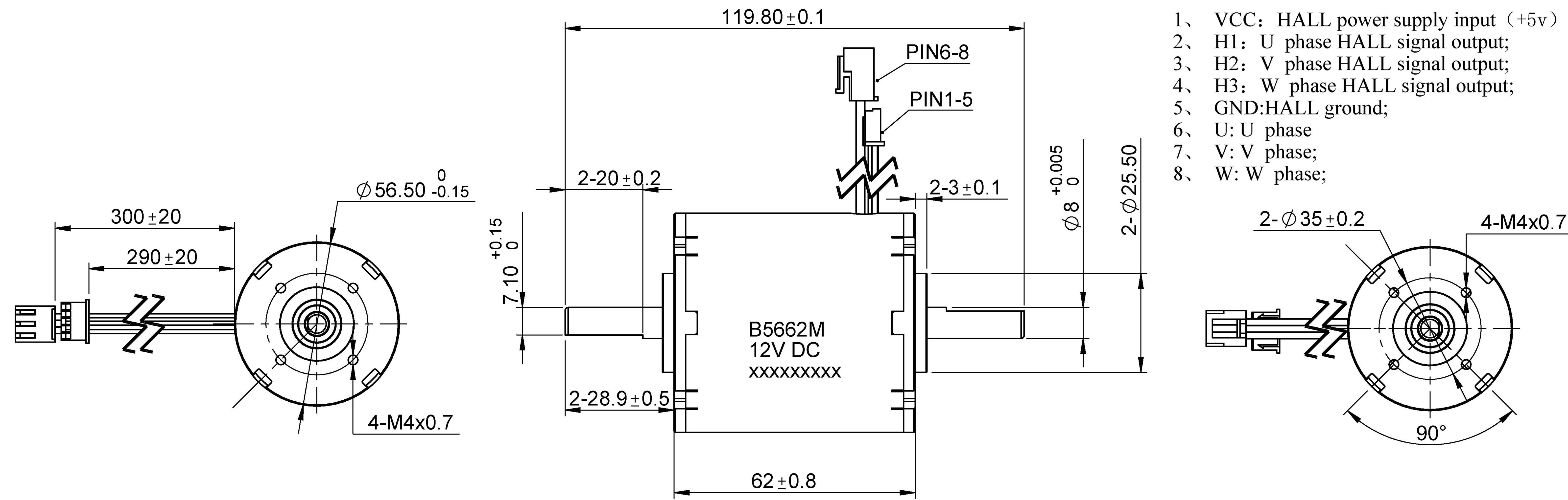 Brushless Dc Electric Motor Diagram B5662m Brushless Dc Motor total Bldc Motors Of Hengdrive Of Brushless Dc Electric Motor Diagram