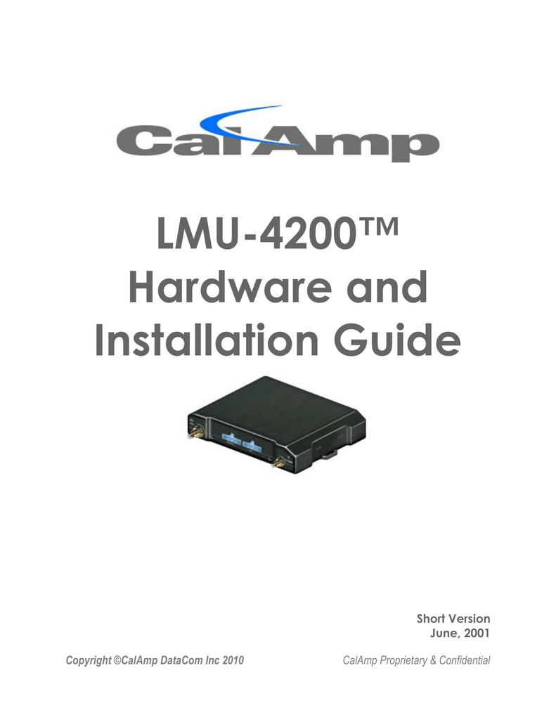 Calamp Lmu1230ma Install Guide Cal Amp Lmu 26xx Installation Guide Of Calamp Lmu1230ma Install Guide