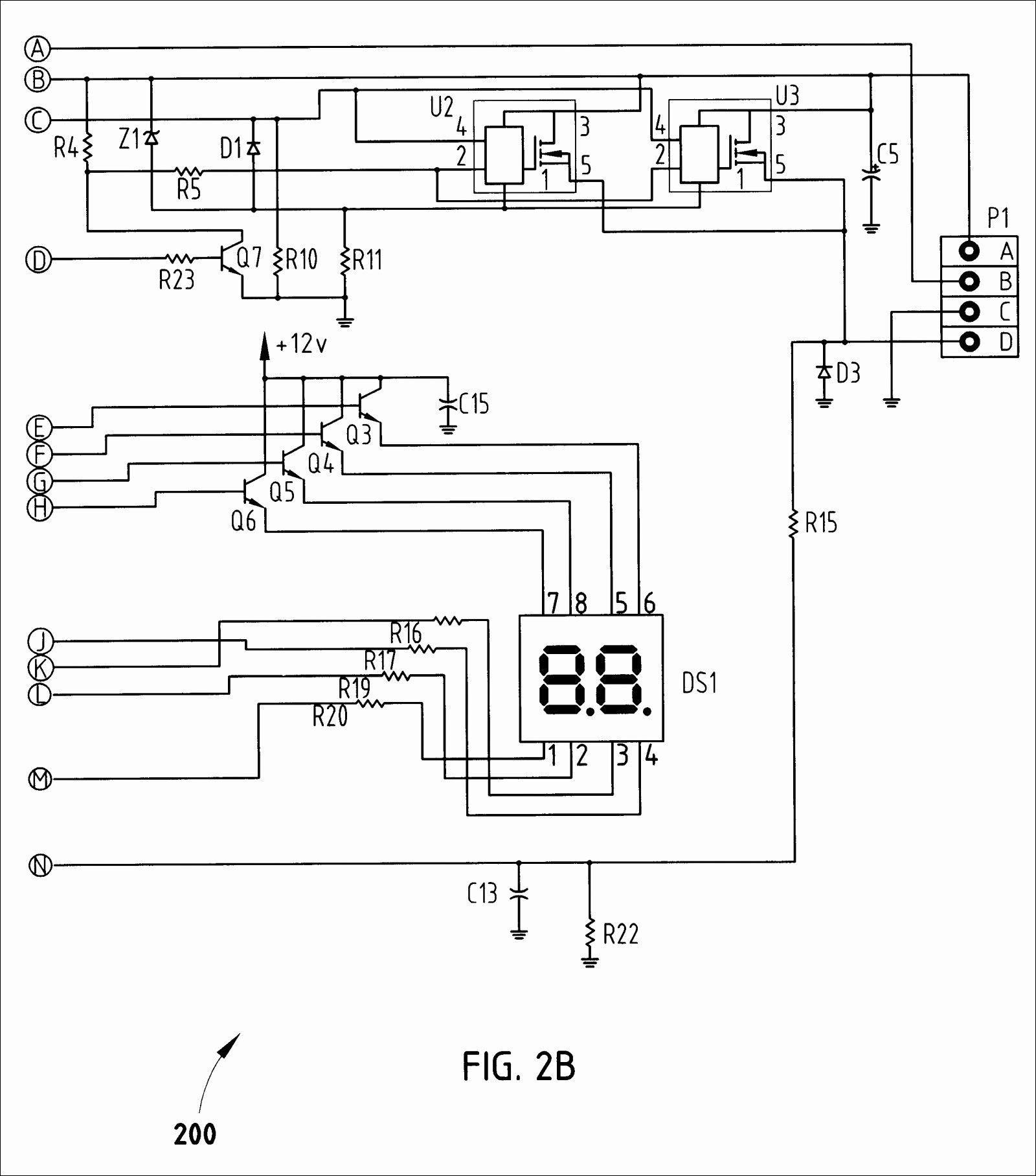 Car Voltmeter Wiring Diagram New Wiring Diagram Voltmeter Car