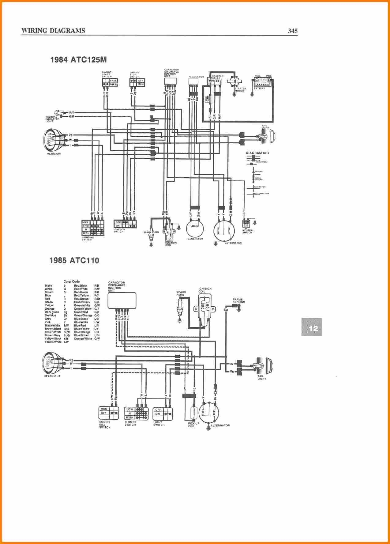 Chinese atv Wiring Schematic 110cc Bearcat 110cc atv Wiring Diagram Wiring Diagrams Schematics Of Chinese atv Wiring Schematic 110cc