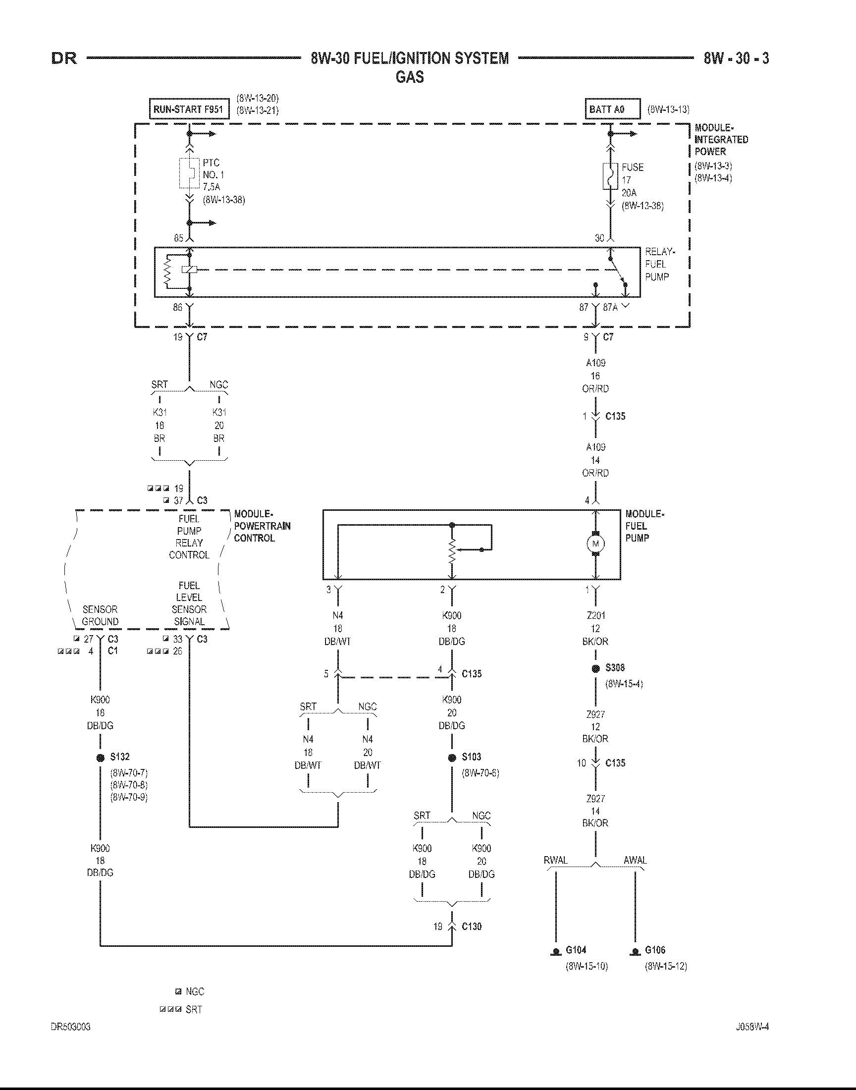 Dodge Ram 2007 Starting Wiring Diagrams Dodge Ram Fuel Pump Wiring Diagram Wiring Diagram Data Of Dodge Ram 2007 Starting Wiring Diagrams