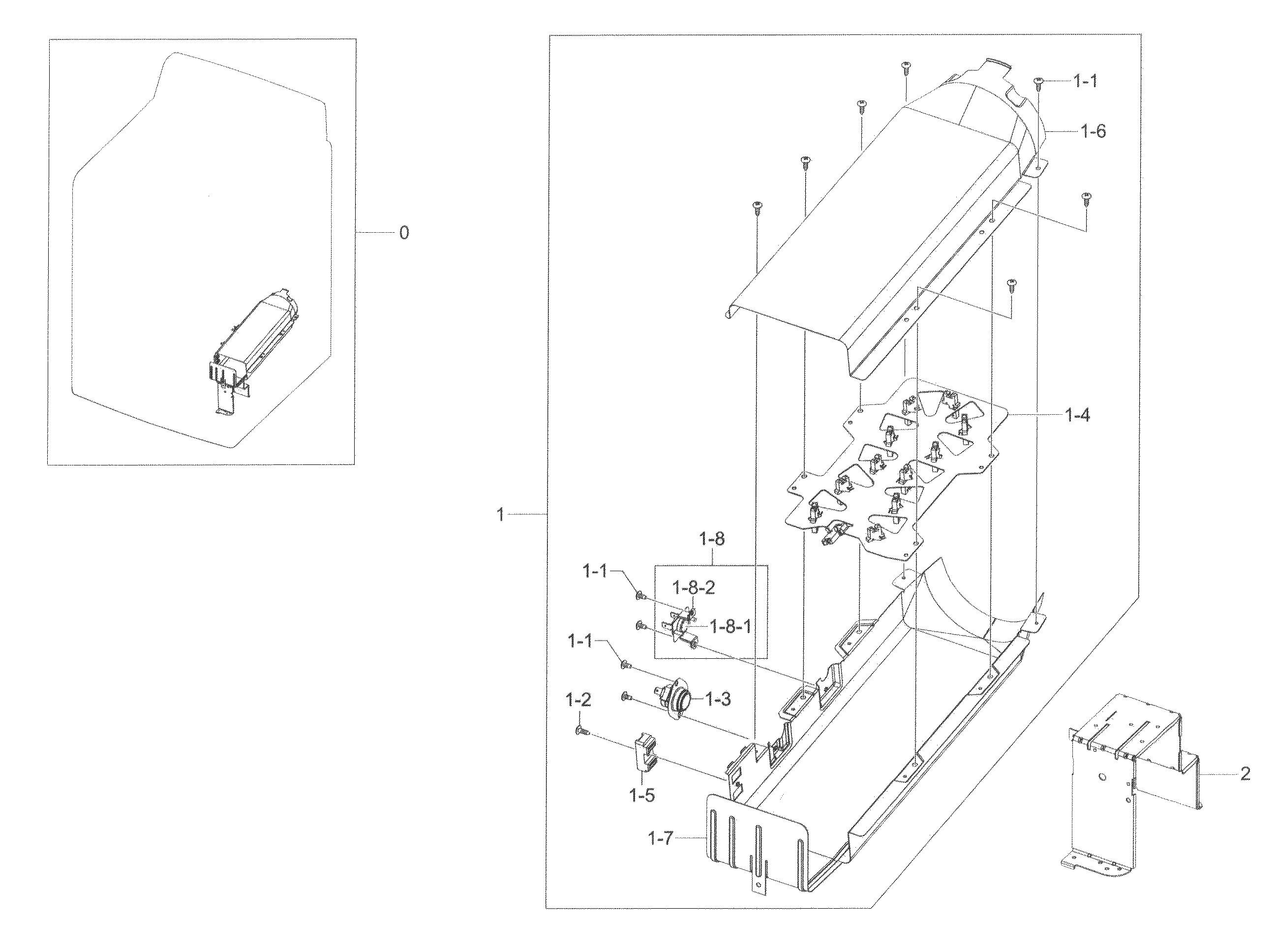 Dv45h7000ew A2 Wiring Diagram Samsung Dv45h7000ew A2 01 Dryer Parts Of Dv45h7000ew A2 Wiring Diagram
