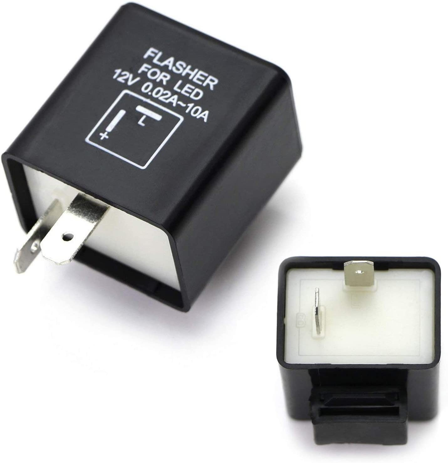 Electronic Flasher 3 Prong Ijdmtoy 1 2 Pin Electronic Led Flasher Relay Fix Of Electronic Flasher 3 Prong
