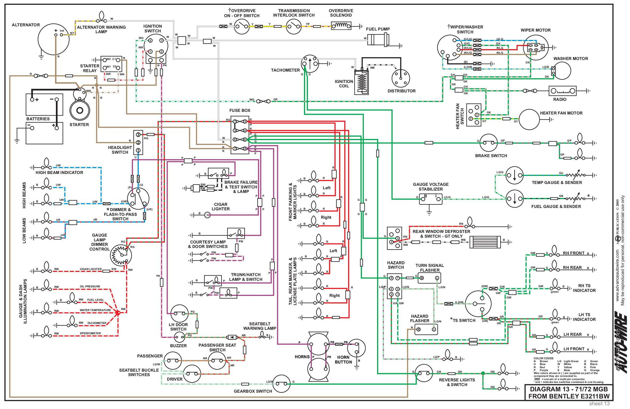 Electronic Turn Signal Flasher Schematic Electrical System Of Electronic Turn Signal Flasher Schematic