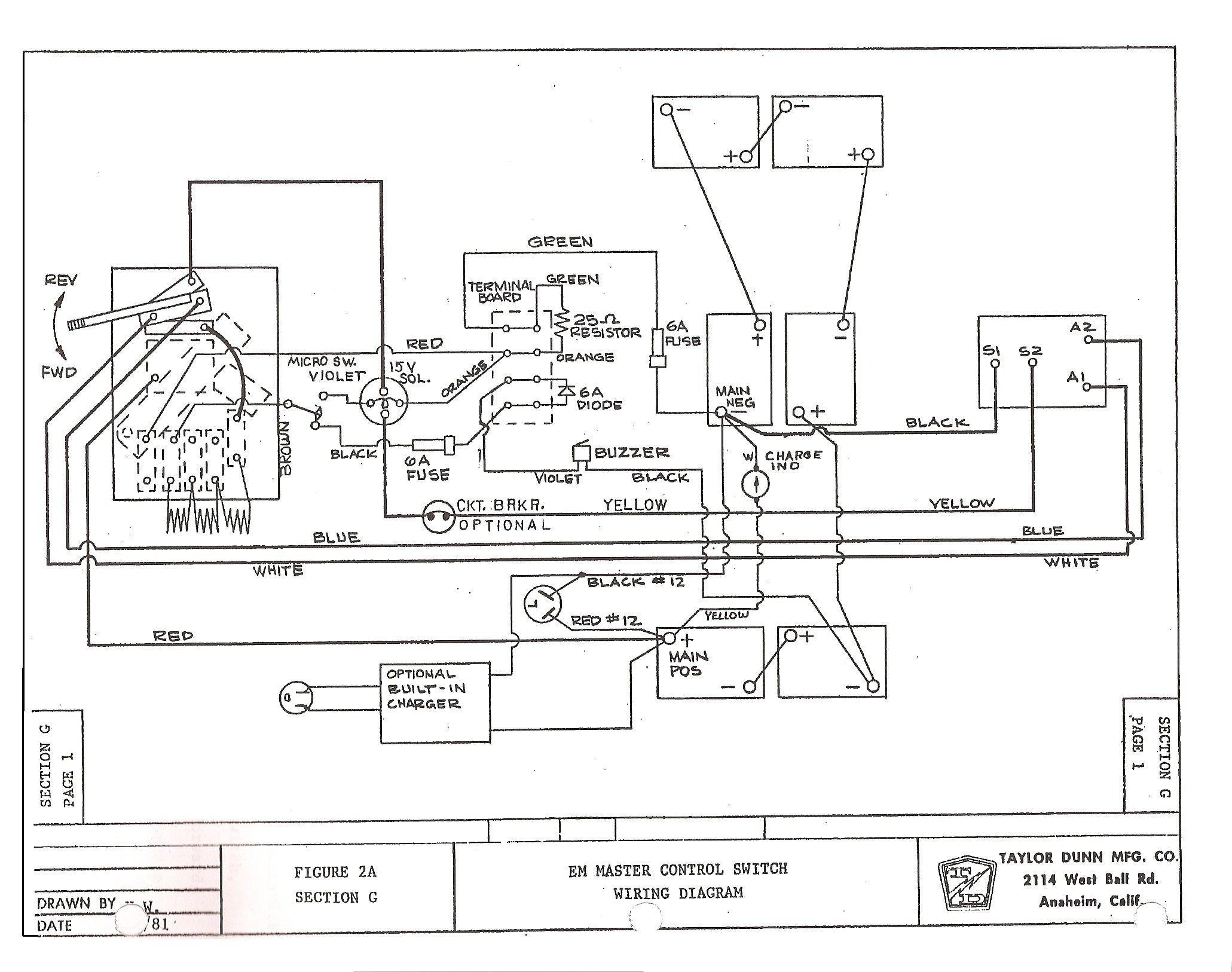 Ezgo Gas Golf Cart Wiring Diagram G19 Wiring Diagram Of Ezgo Gas Golf Cart Wiring Diagram