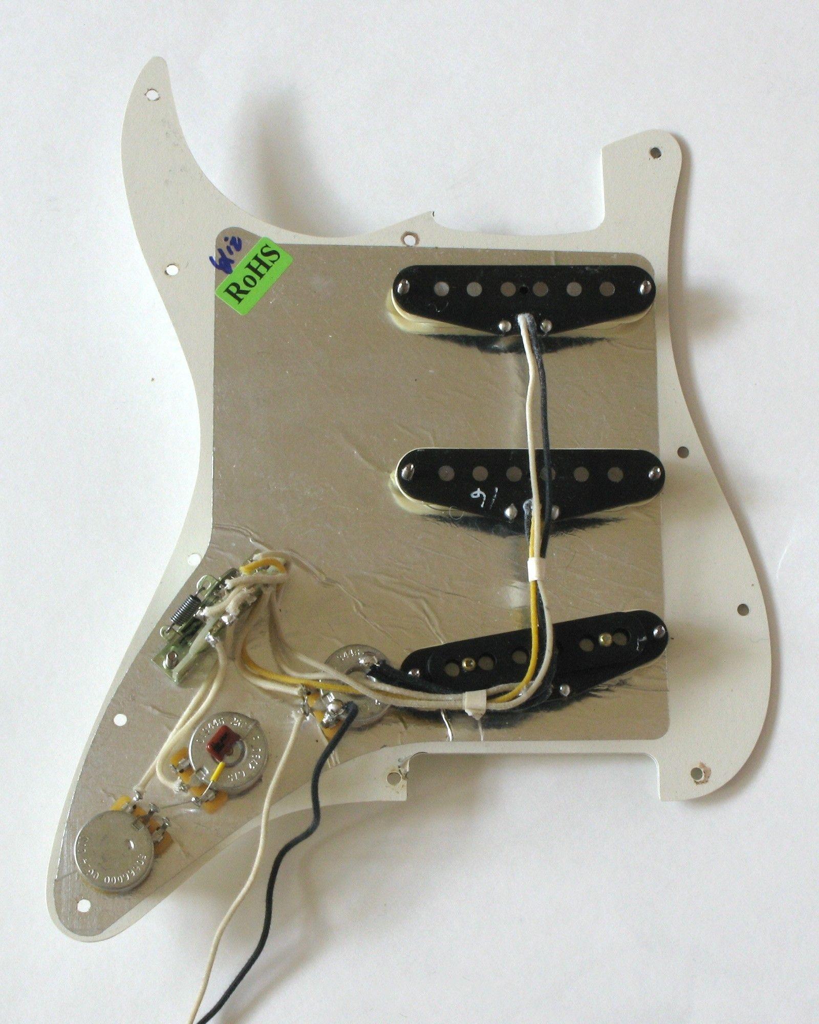 Fender S