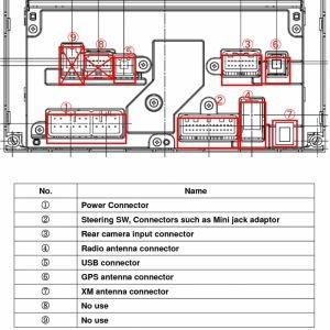 Fijitsu Ten 135000-9152a151 Diagram toyota Wiring Diagram Of Fijitsu Ten 135000-9152a151 Diagram