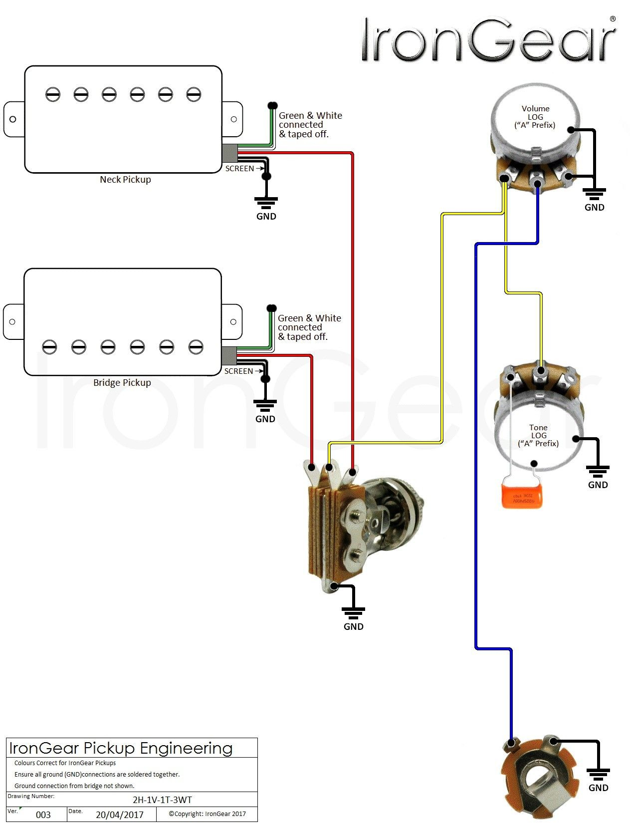 Gibson 3 Way Switch Wiring New Katolight Generator Wiring Diagram Of Gibson 3 Way Switch Wiring Wiring Diagrams for Guitars