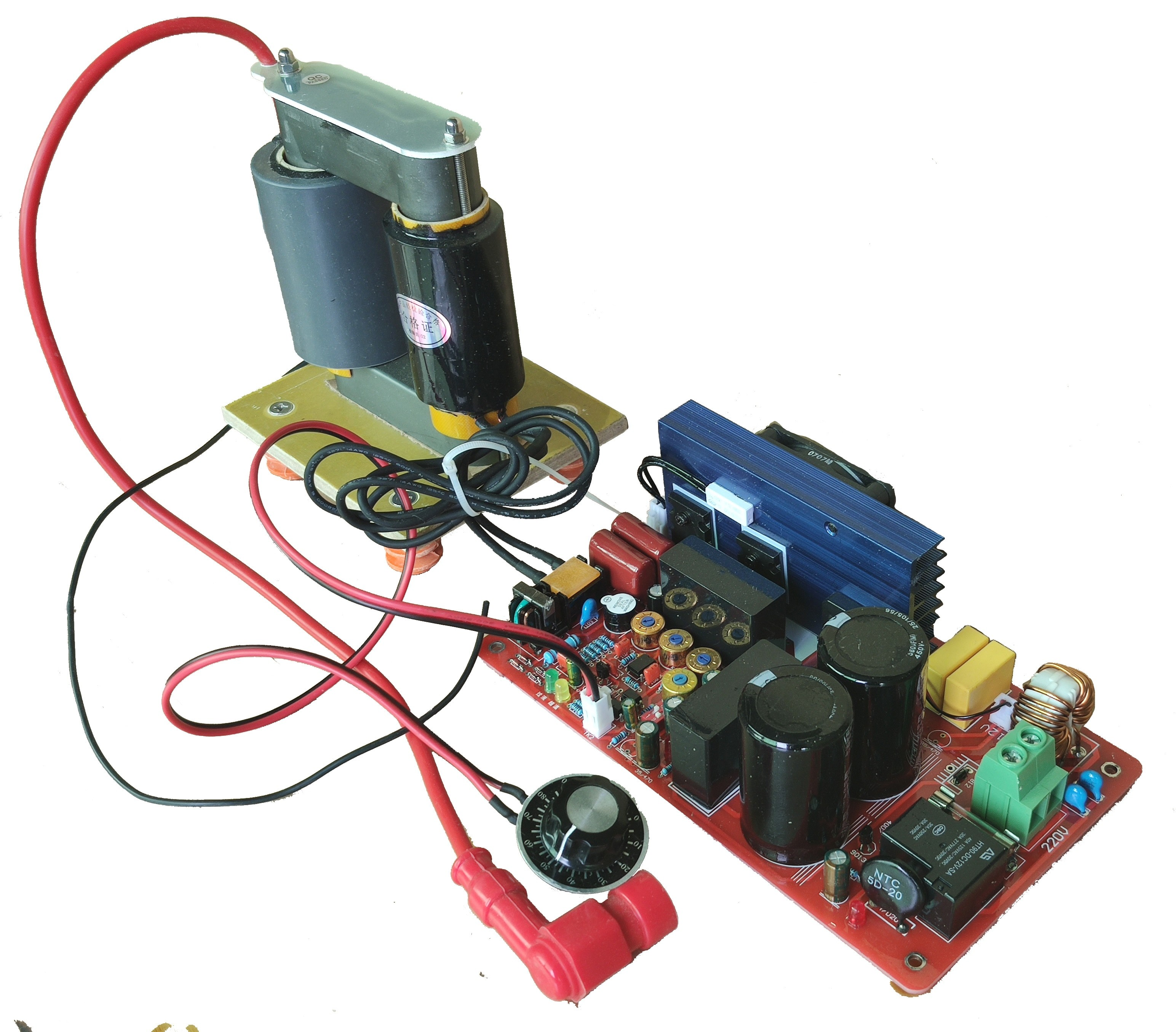 High Voltage Power Supply for Ozone Generator 1000w High Voltage and High Frequency Ozone Adjustable Power