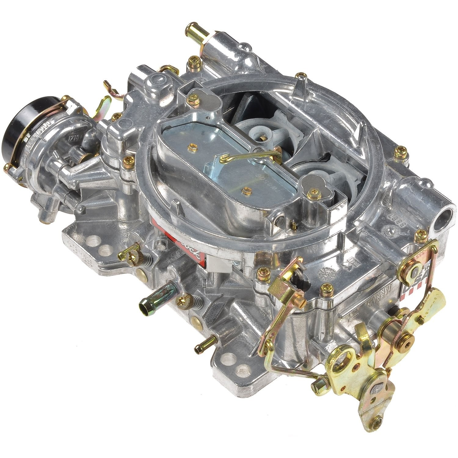 Holly Electric Choke Wire Diagram Edelbrock Performer Series 600 Cfm Carburetor with Electric Choke Of Holly Electric Choke Wire Diagram