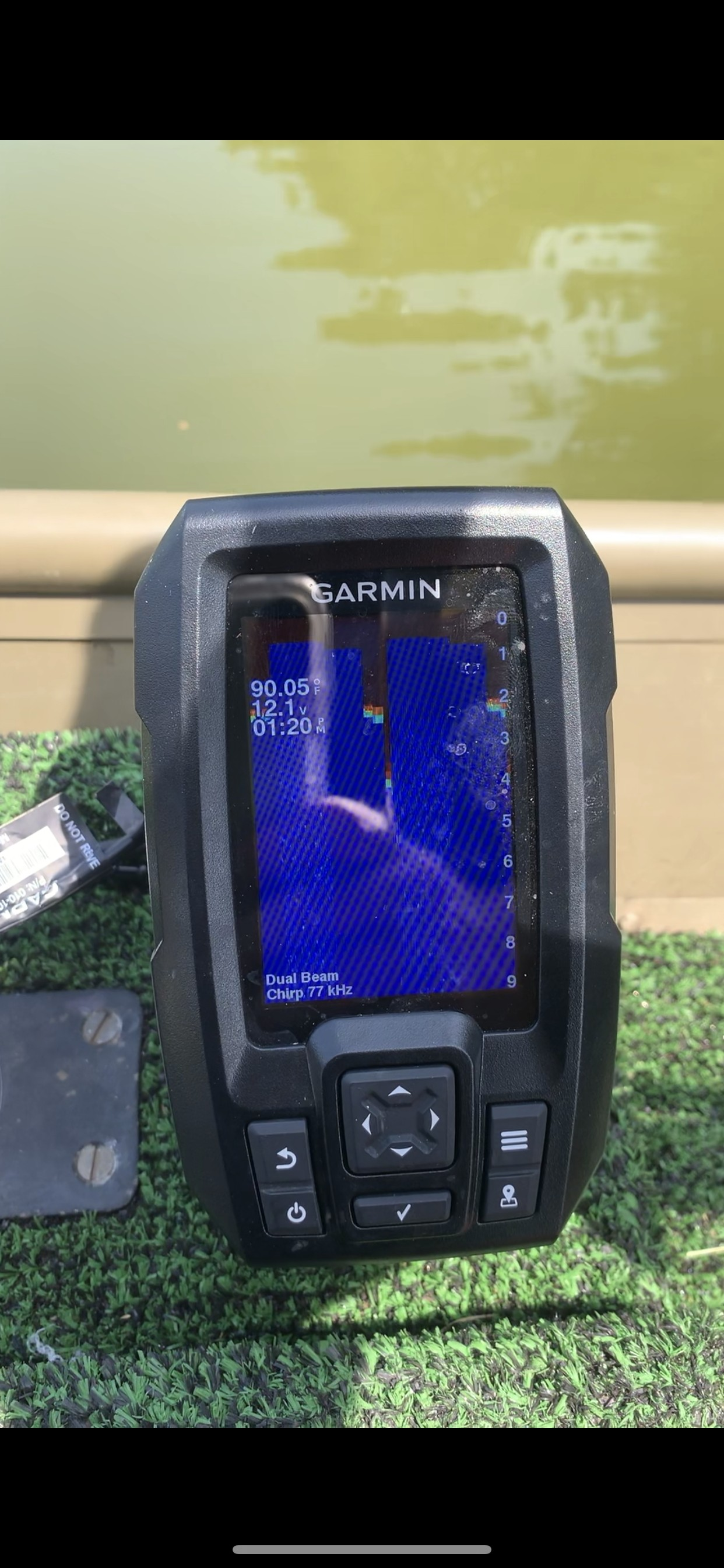 How Do You Wire A Garmin Striker 4 Garmin Striker 4 sonar issue Marine Electronics Bass Of How Do You Wire A Garmin Striker 4