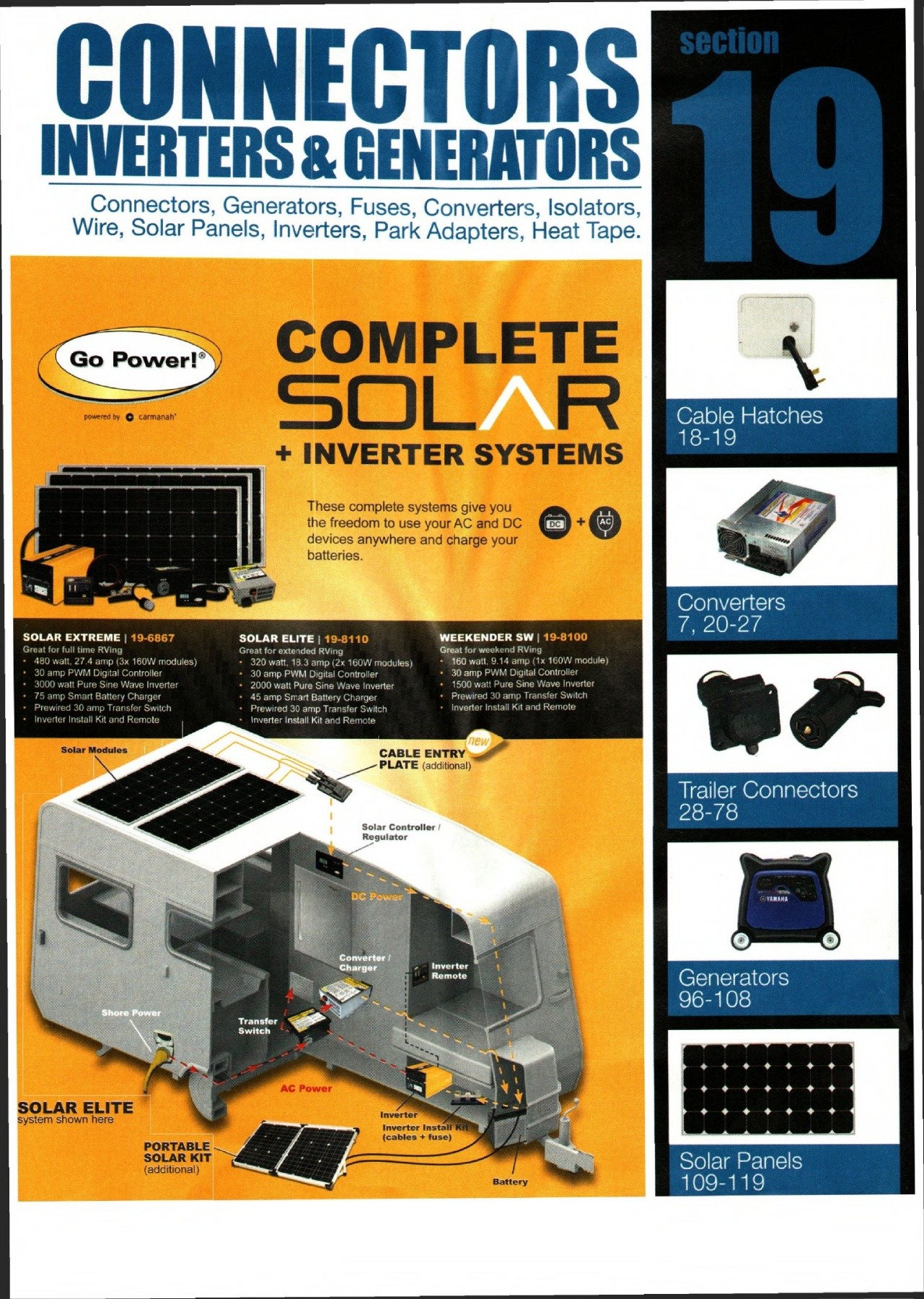 How is A Flasher Wired 19 Connectors Inverters & Generators Pages 1 50 Text Of How is A Flasher Wired