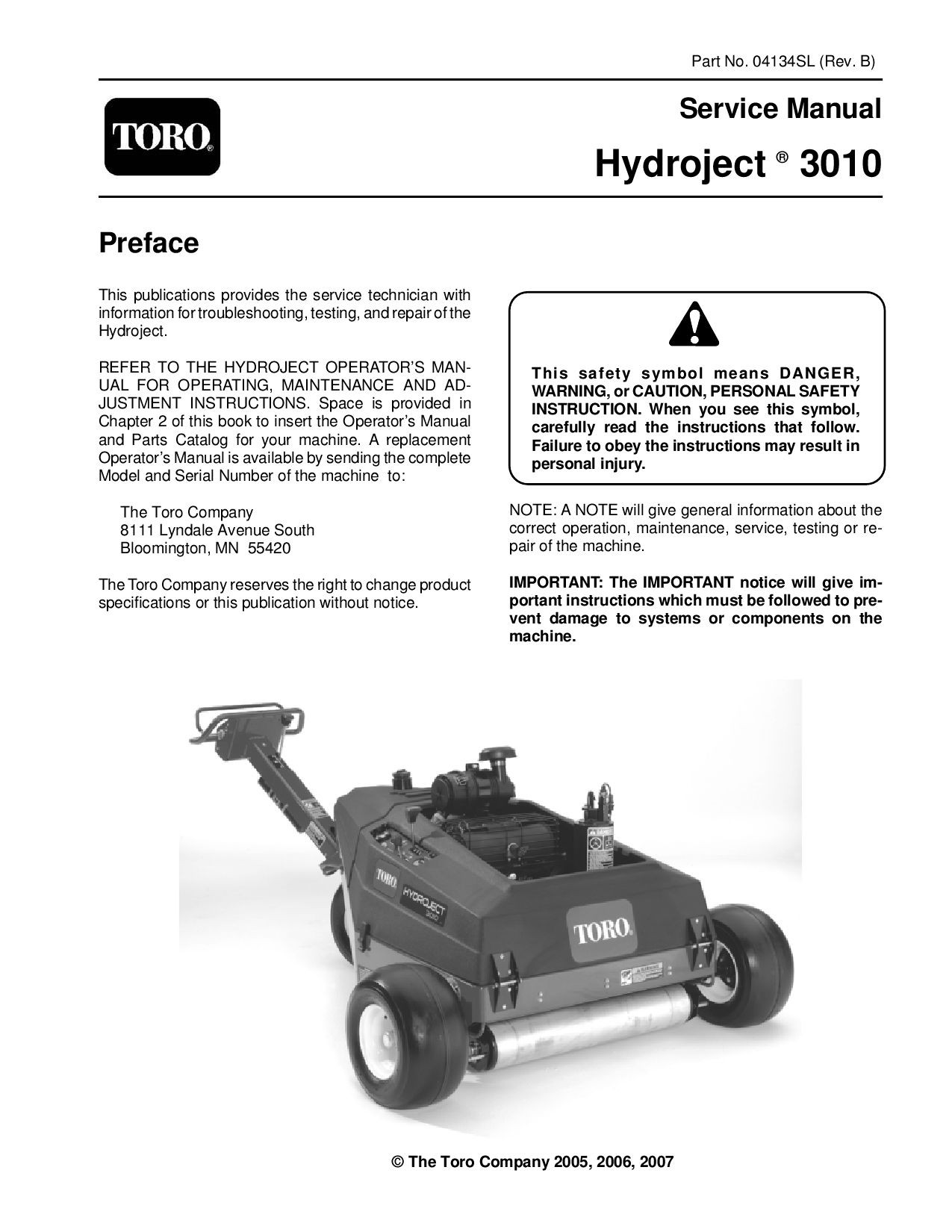 How to Troubleshoot orbit Pump Relay Switch Inline Irrigation Pump System Sl Pdf Hydroject 3010 Rev B Aug 2007 by Negimachi Of How to Troubleshoot orbit Pump Relay Switch Inline Irrigation Pump System