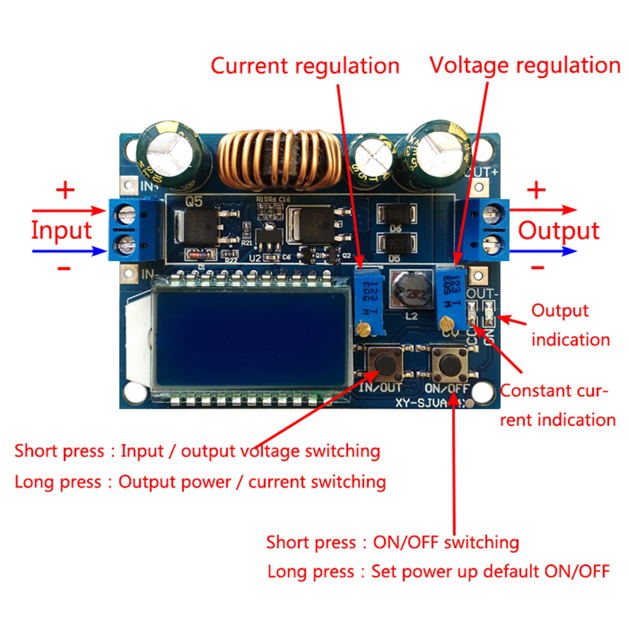 How to Wire 3phase Buck Booster Details About Multifunction Voltage Ammeter Power Capacity Time Battery Charge Discharge Bbc Of How to Wire 3phase Buck Booster