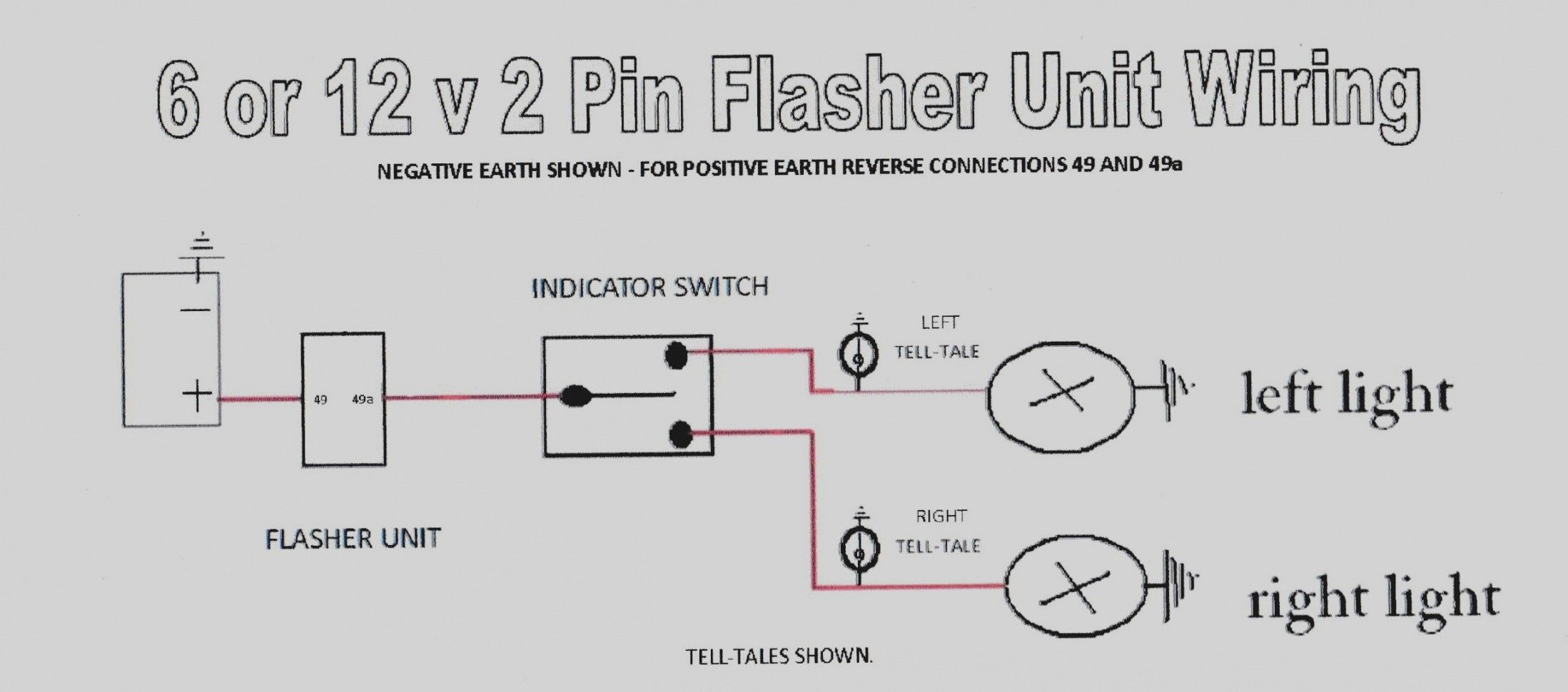 How to Wire A 3 Pin Flasher 1779 Best Diagram Sample Images Of How to Wire A 3 Pin Flasher