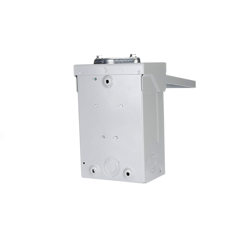 Installation Of Murray 60 Amp Lw002gru Murray Lw002gru 60a Circuit Breaker Enclosure Amazon Of Installation Of Murray 60 Amp Lw002gru
