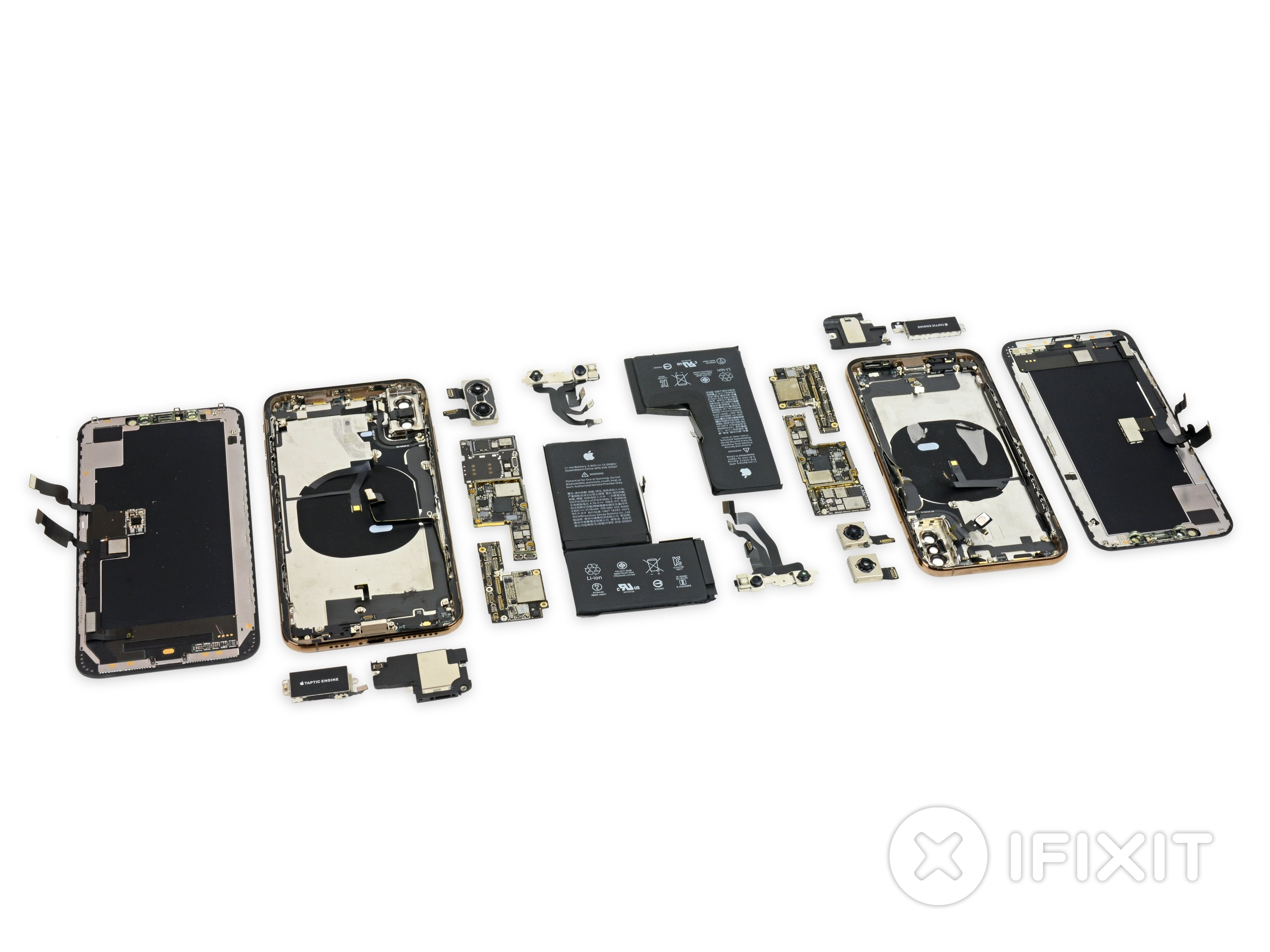 iPhone 5s Logic Board Schematic iPhone Xs and Xs Max Teardown ifixit Of iPhone 5s Logic Board Schematic